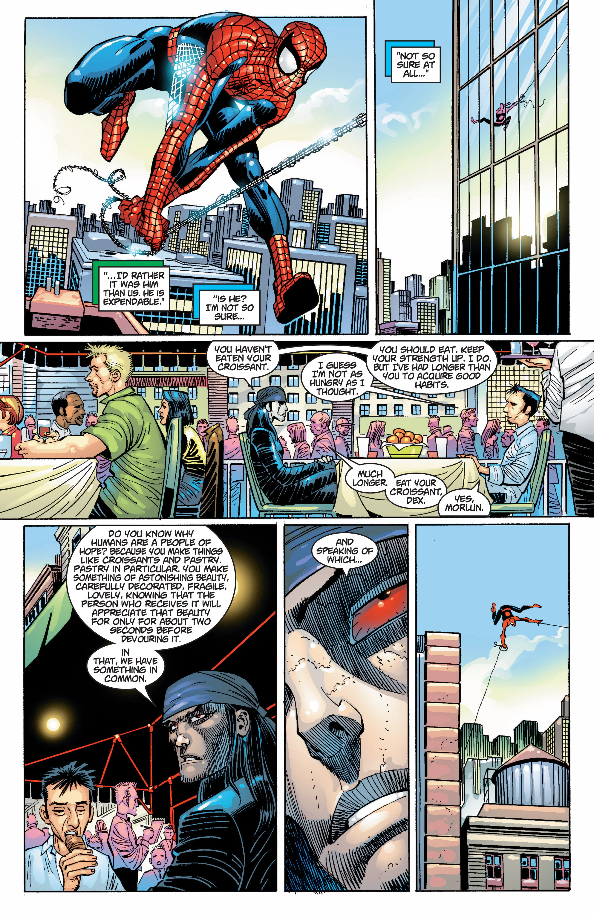 The Amazing Spider-Man (1999) 31 Page 7