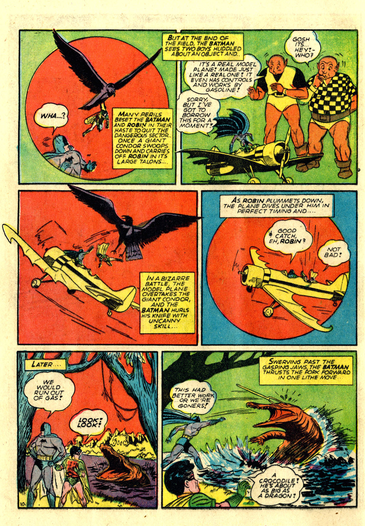 Read online Detective Comics (1937) comic -  Issue #44 - 12