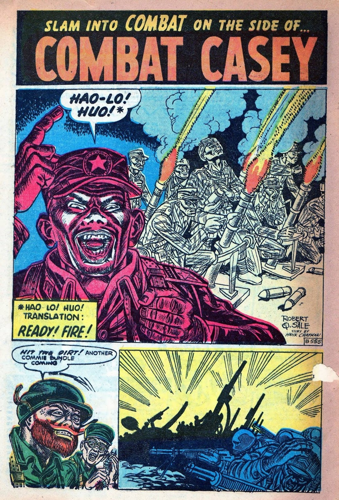 Combat (1952) issue 7 - Page 20