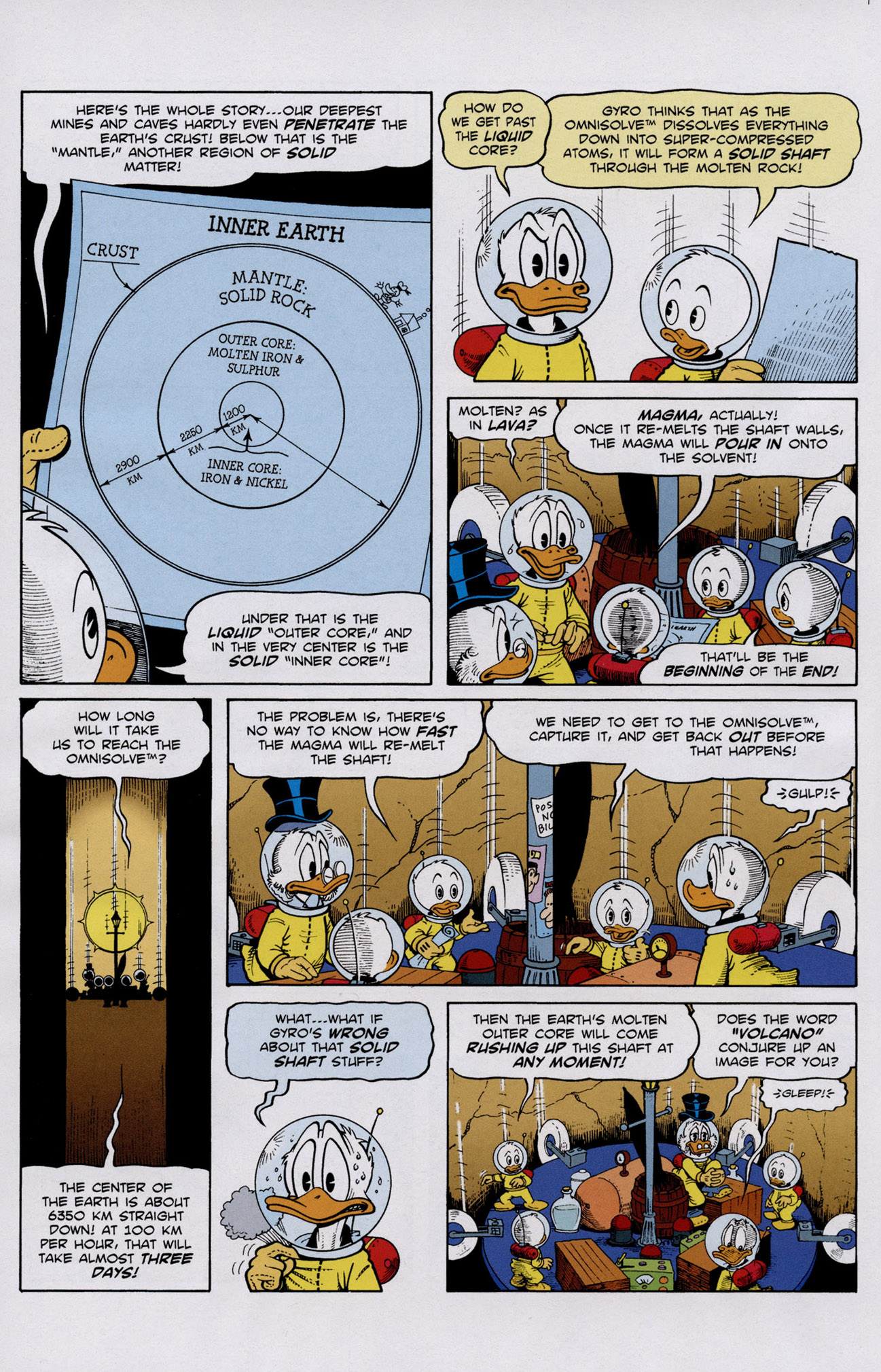 Read online Uncle Scrooge (1953) comic -  Issue #401 - 10
