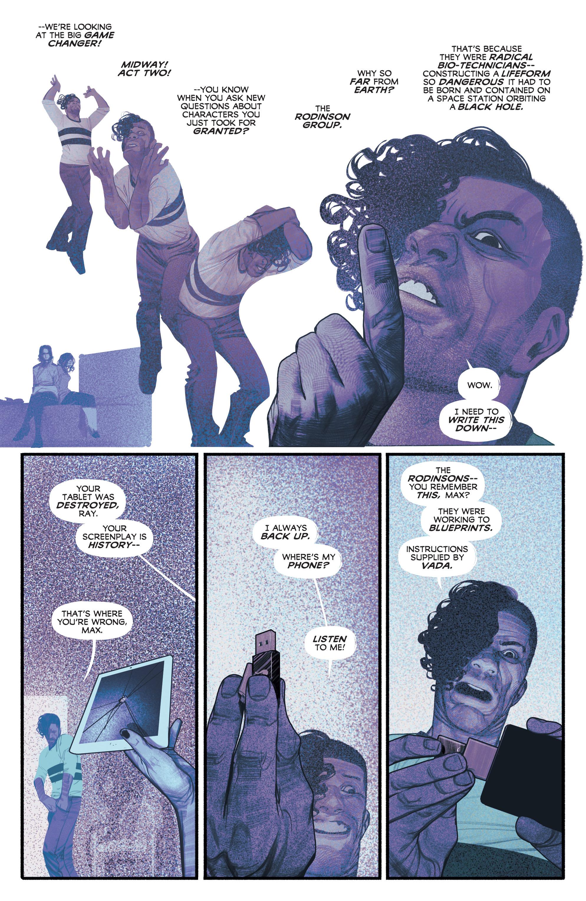Read online Annihilator comic -  Issue #4 - 26