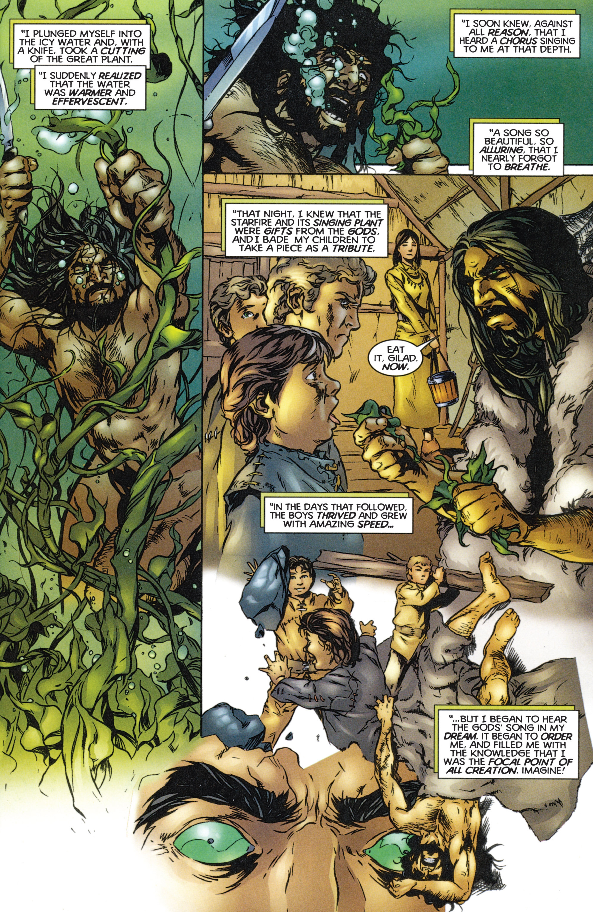 Read online Eternal Warriors comic -  Issue # Issue The Immortal Enemy - 14