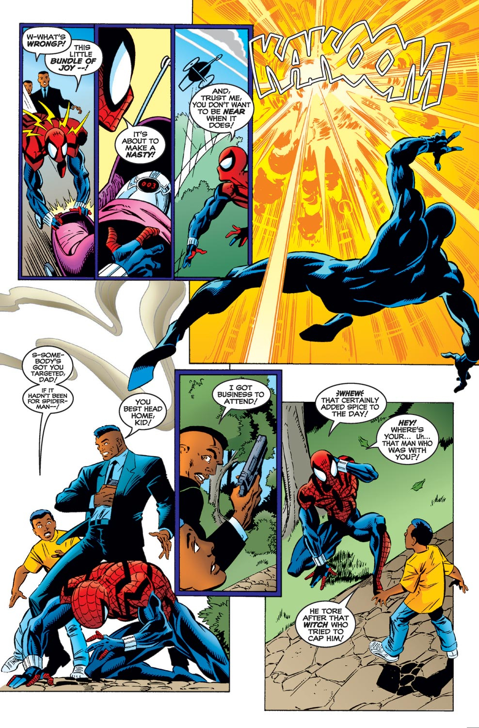 The Amazing Spider-Man (1963) 414 Page 12