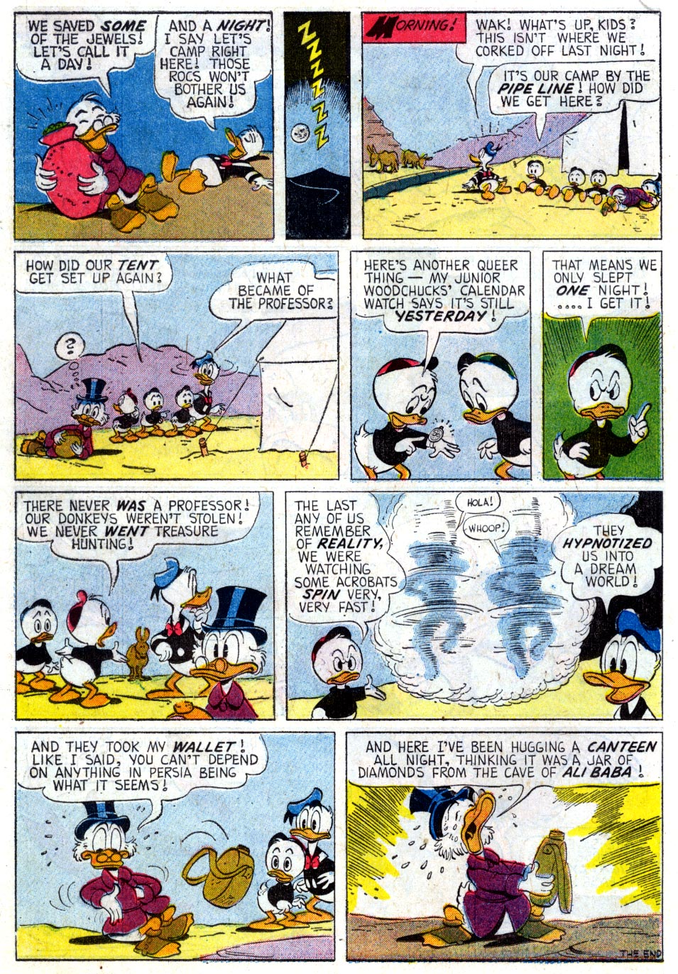 Read online Uncle Scrooge (1953) comic -  Issue #37 - 18