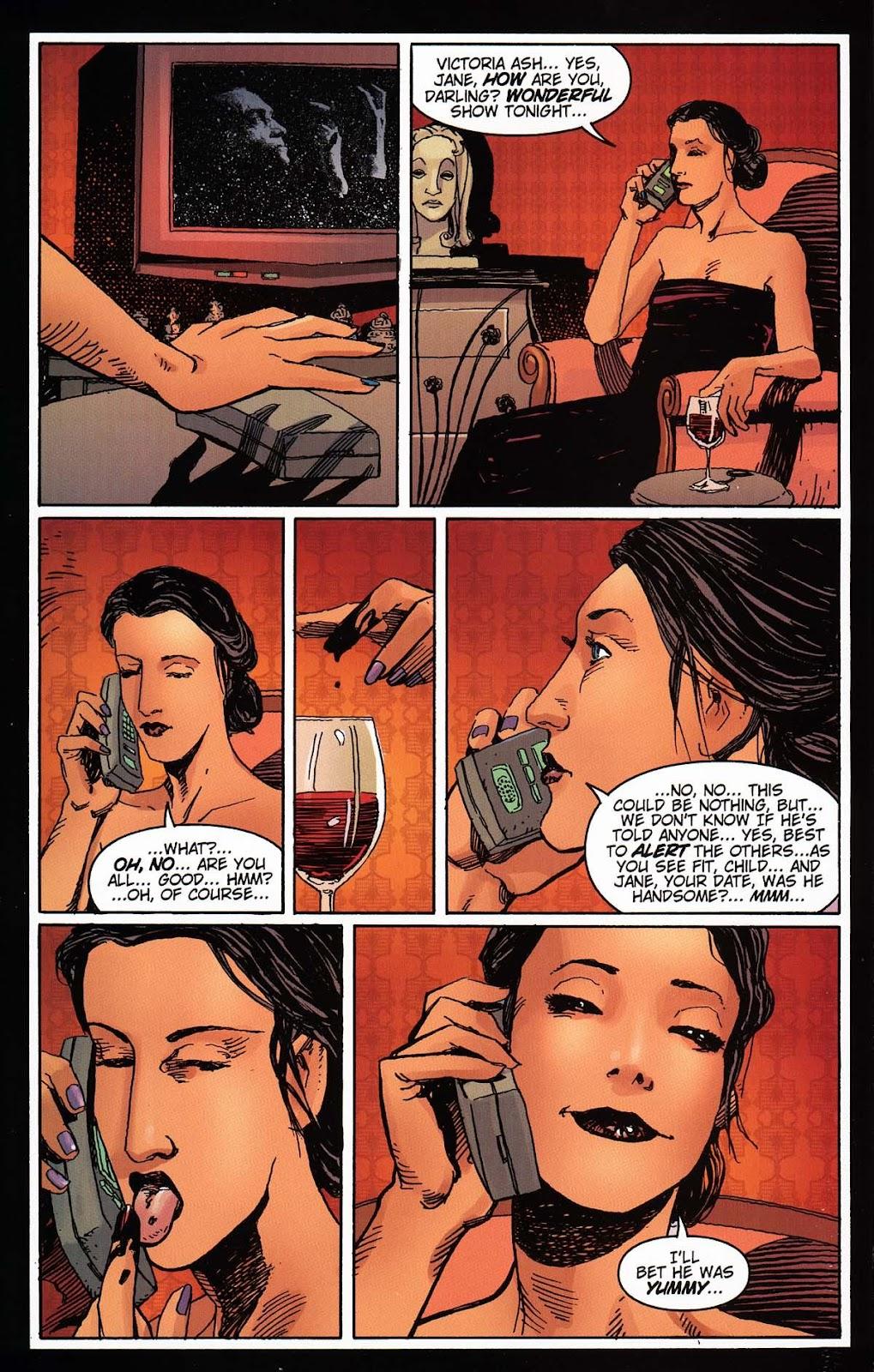 Read online Vampire the Masquerade comic -  Issue # Toreador - 50