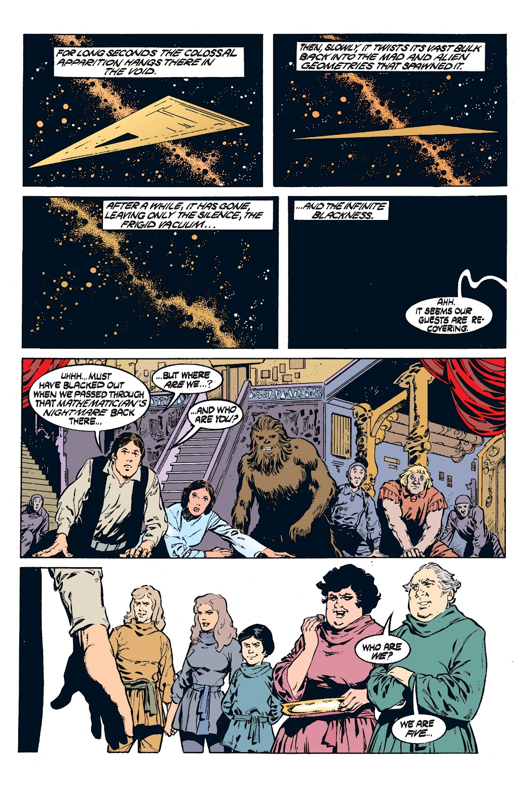 Read online Star Wars Legends: The Original Marvel Years - Epic Collection comic -  Issue # TPB 3 (Part 4) - 100