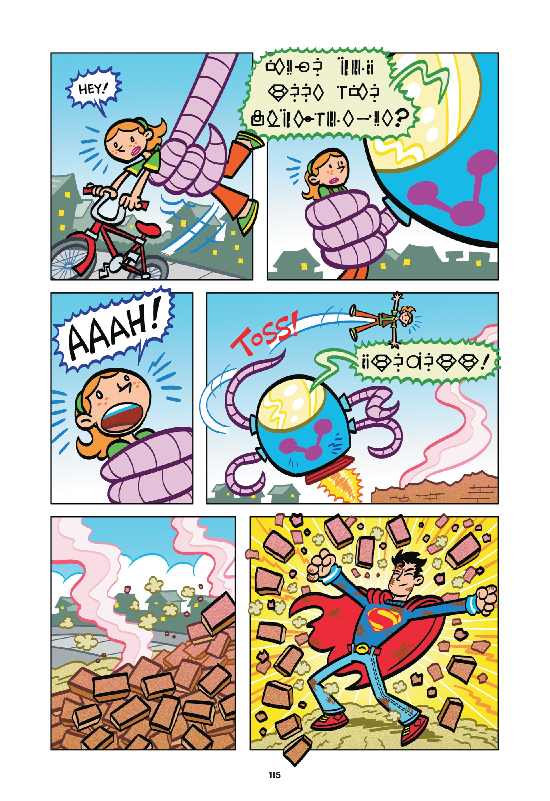 Superman of Smallville #TPB #1 - English 114