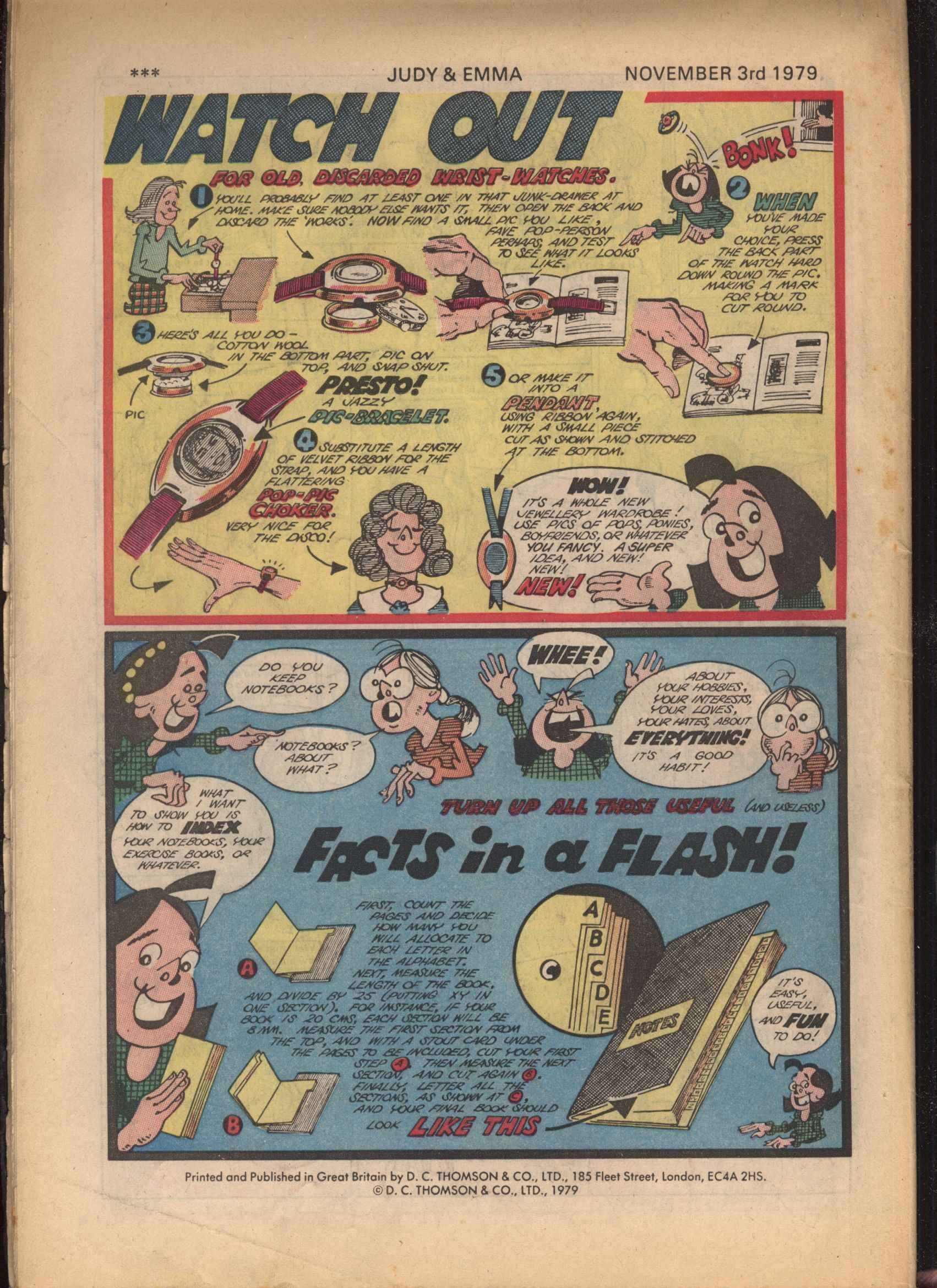 Read online Judy comic -  Issue #1034 - 28