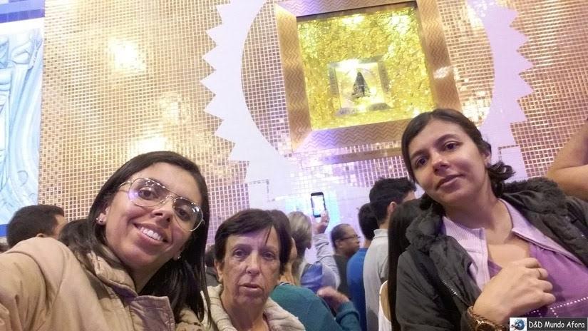 Santuário 2016 - O que fazer em Aparecida - São Paulo