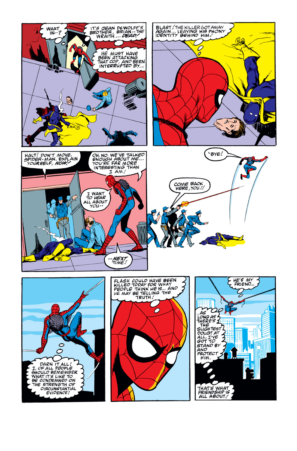 The Amazing Spider-Man (1963) 278 Page 21