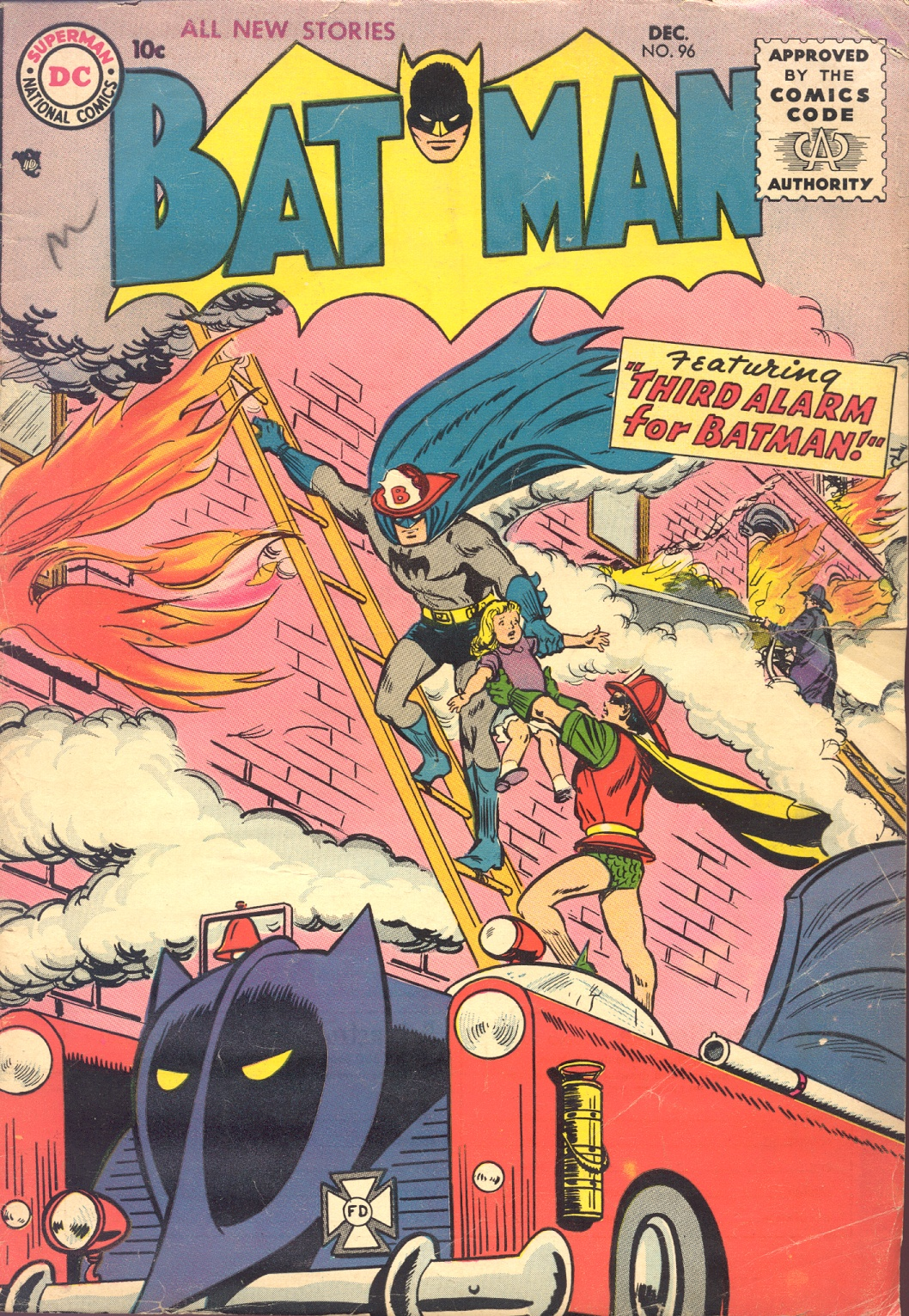 Batman (1940) 96 Page 1