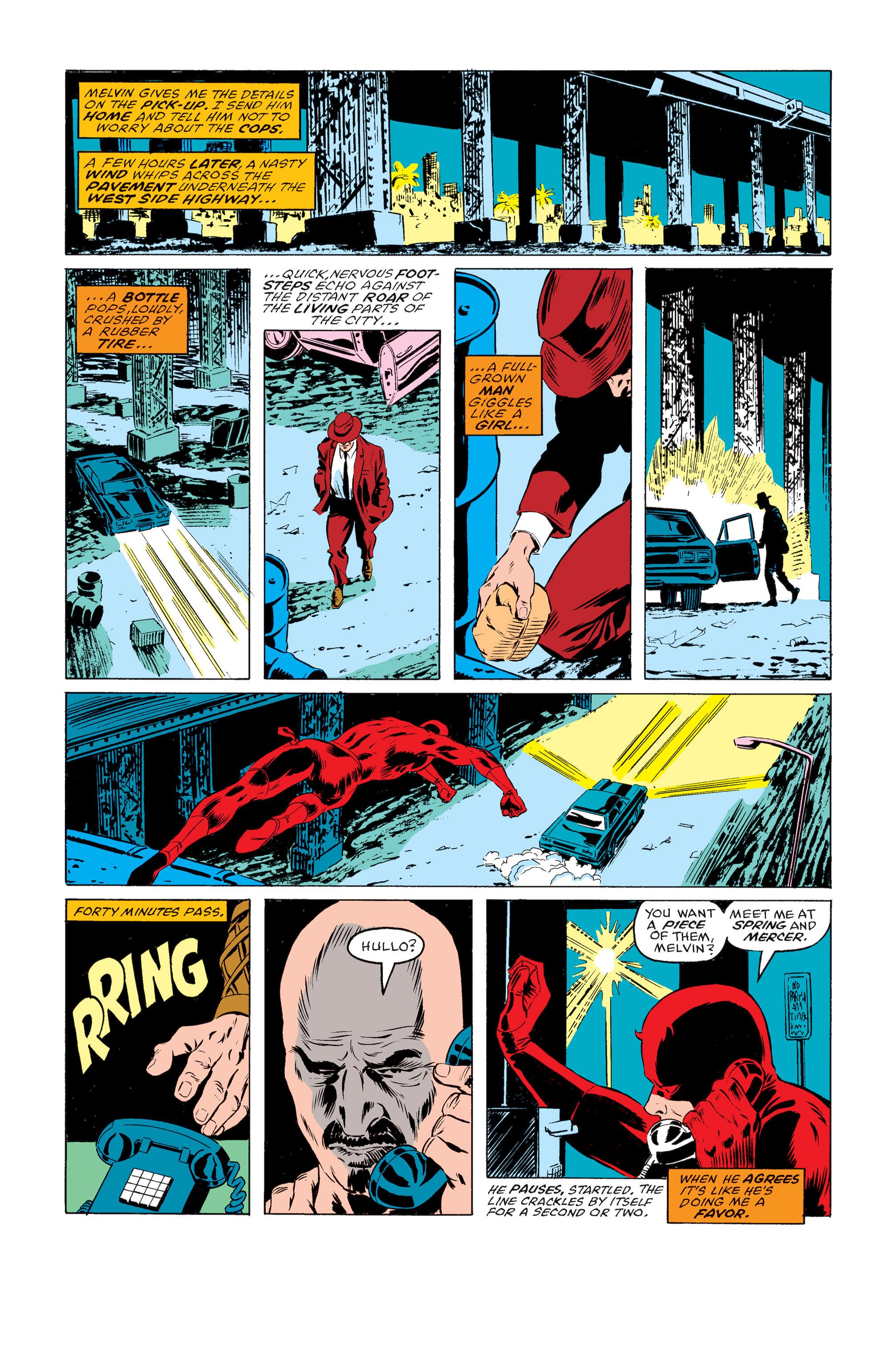 Read online Daredevil: Born Again comic -  Issue # Full - 24