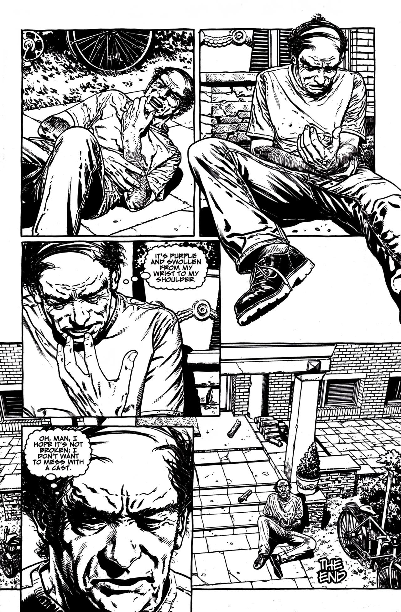 Read online American Splendor (2008) comic -  Issue #1 - 33