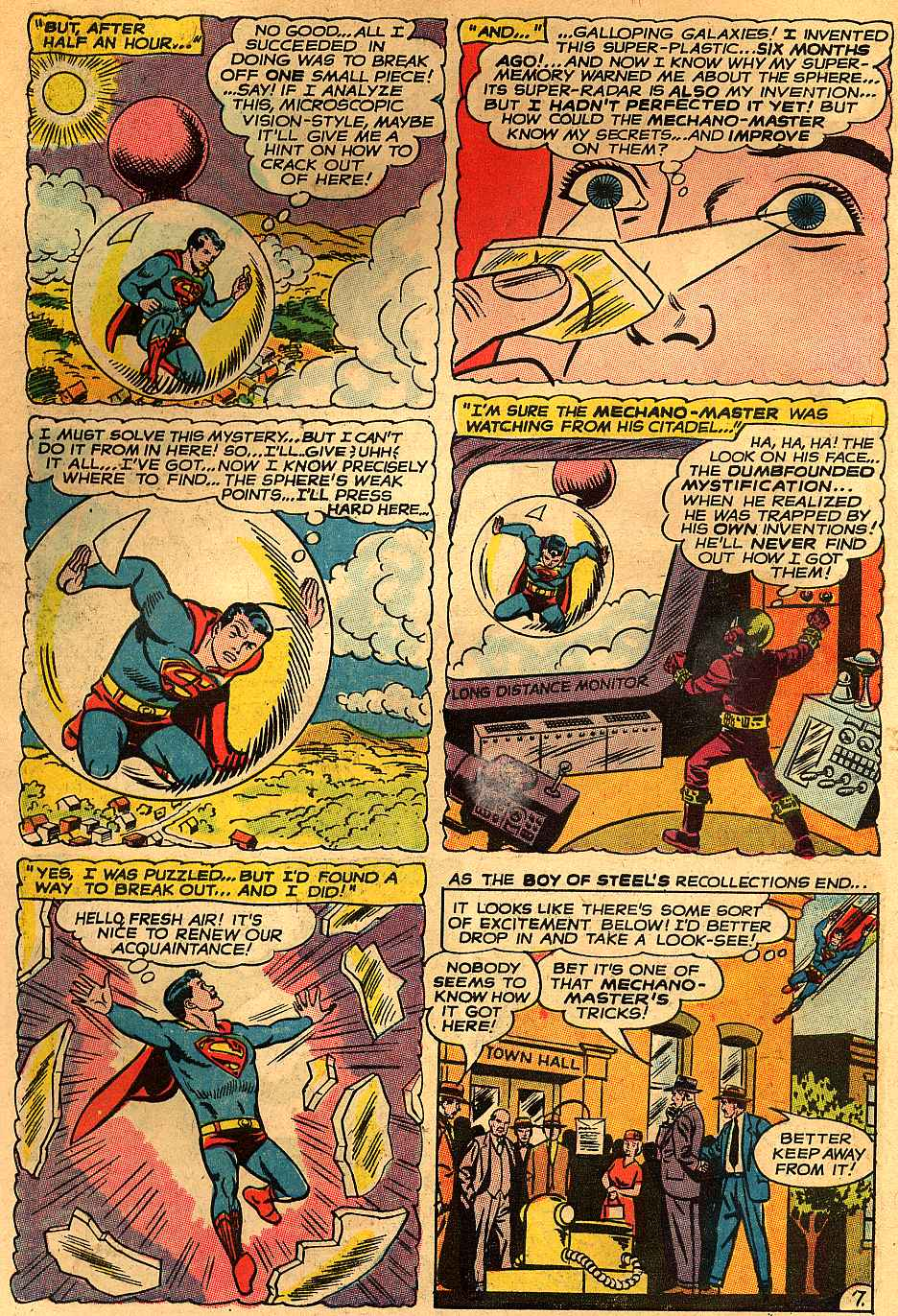 Superboy (1949) issue 135 - Page 8
