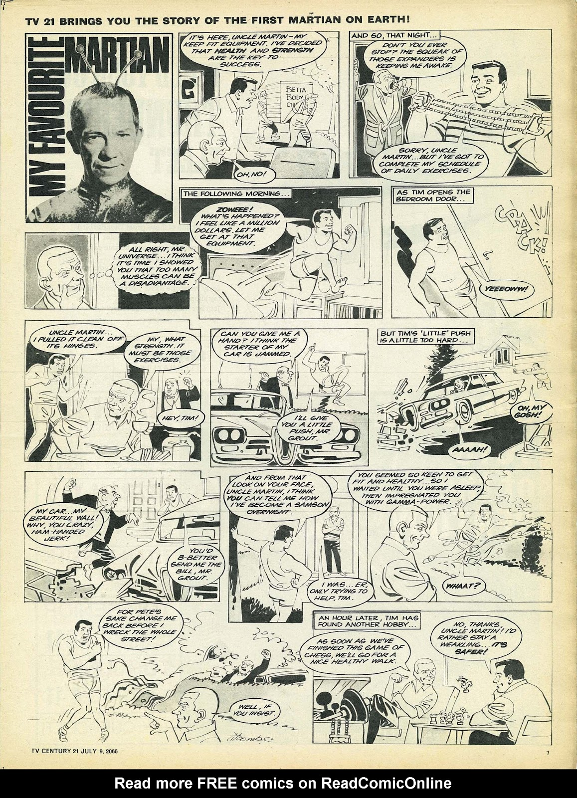 TV Century 21 (TV 21) issue 77 - Page 7