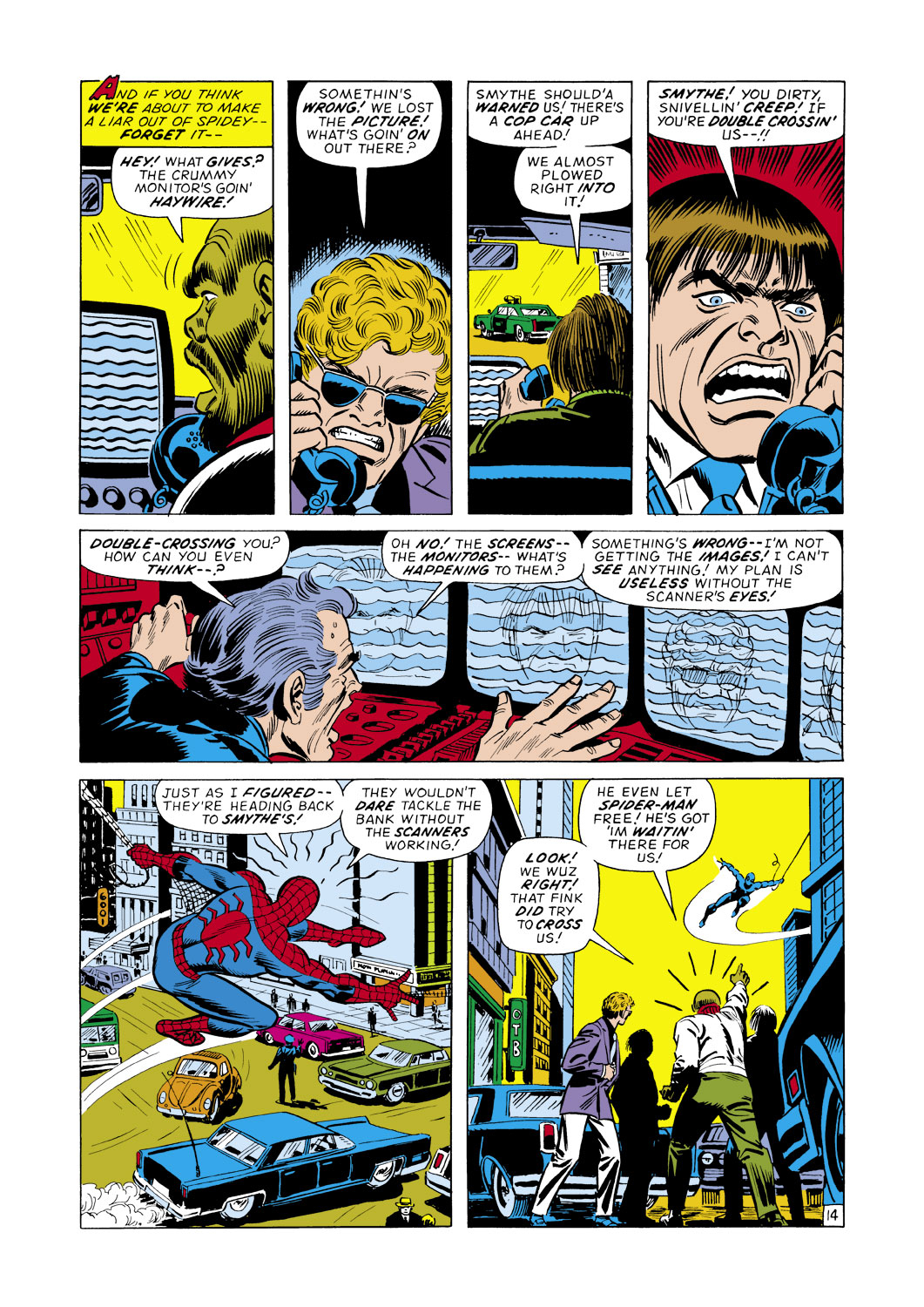 The Amazing Spider-Man (1963) 107 Page 14