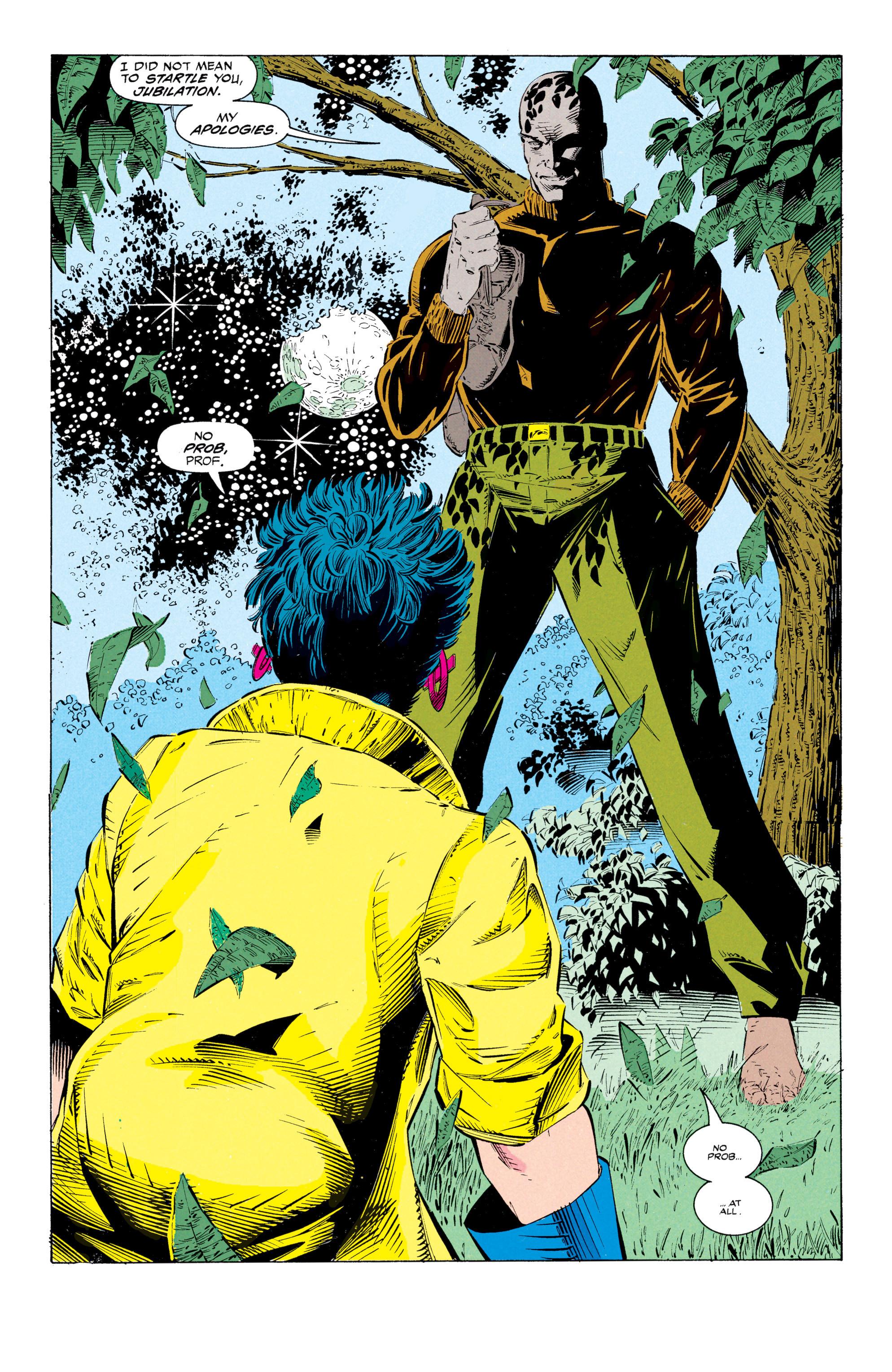 Read online Uncanny X-Men (1963) comic -  Issue #297 - 7
