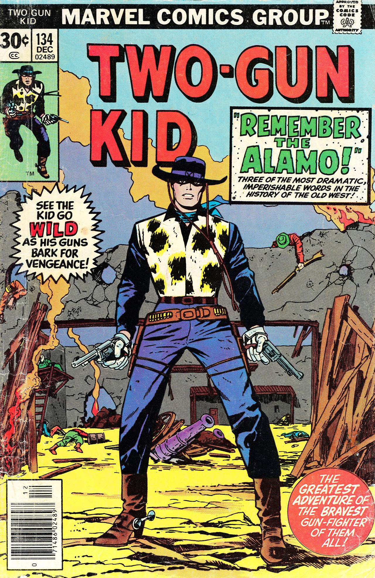 Read online Two-Gun Kid comic -  Issue #134 - 1