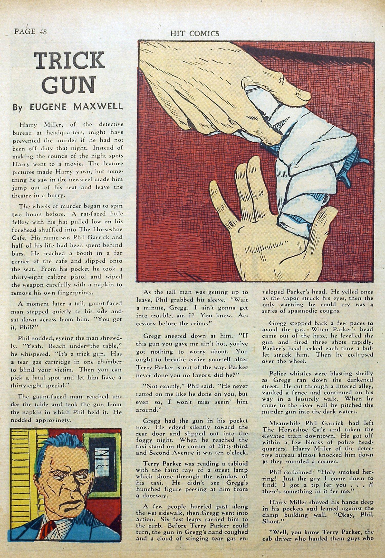 Read online Hit Comics comic -  Issue #17 - 50