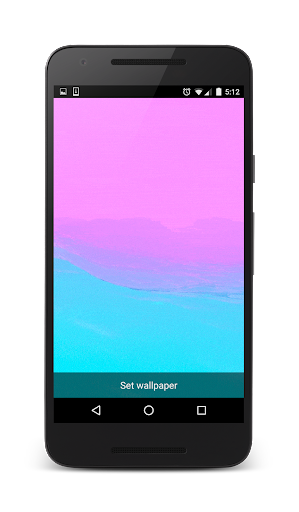 VAPORWAVE Live Wallpaper
