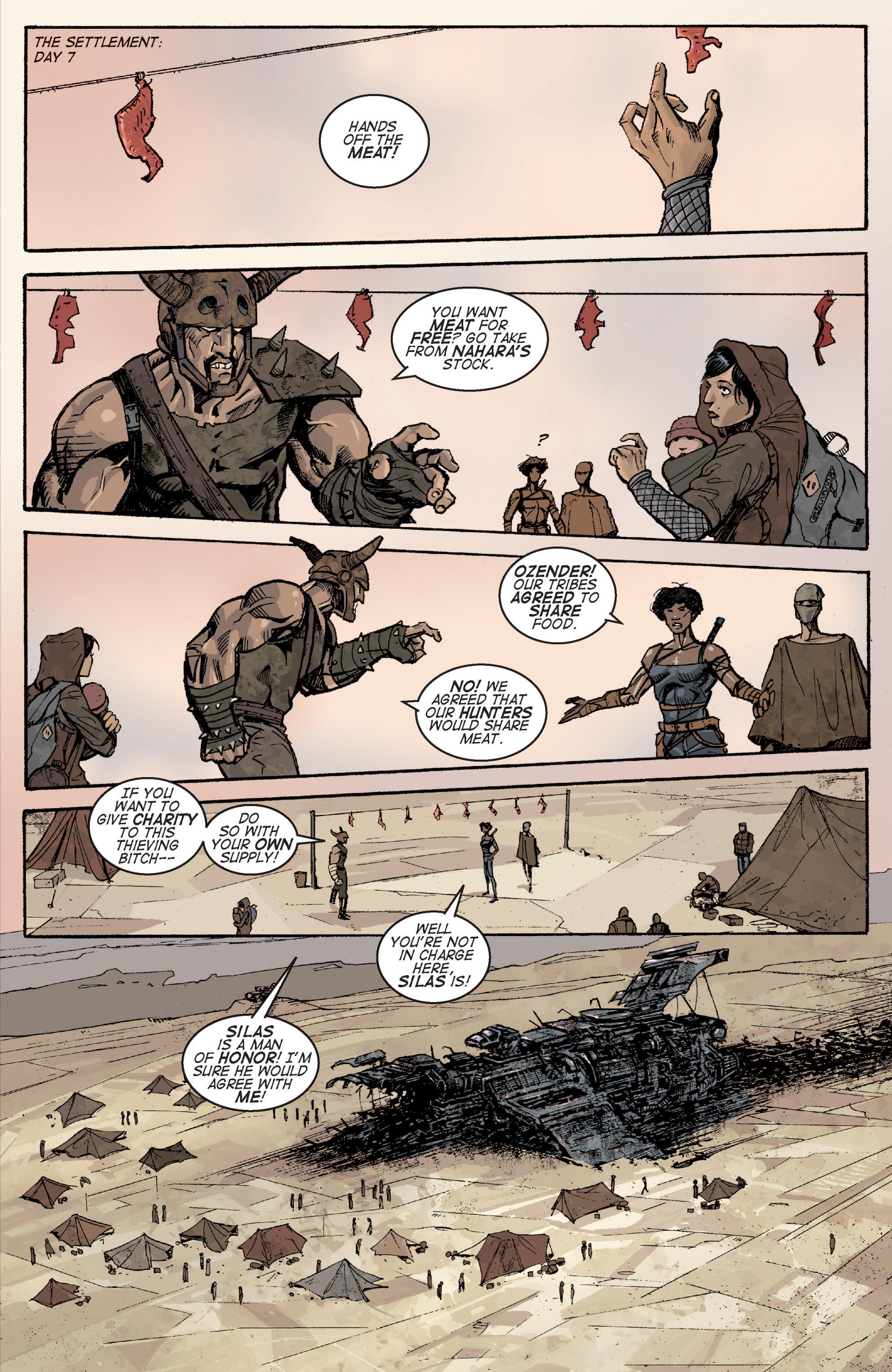 Read online Planetoid comic -  Issue # TPB - 75