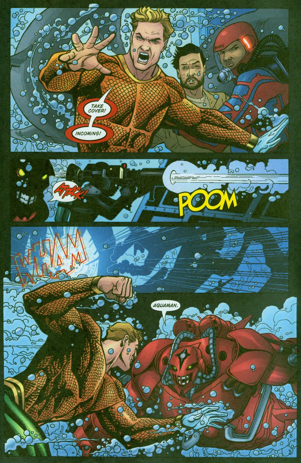 Read online Aquaman (2003) comic -  Issue #23 - 18
