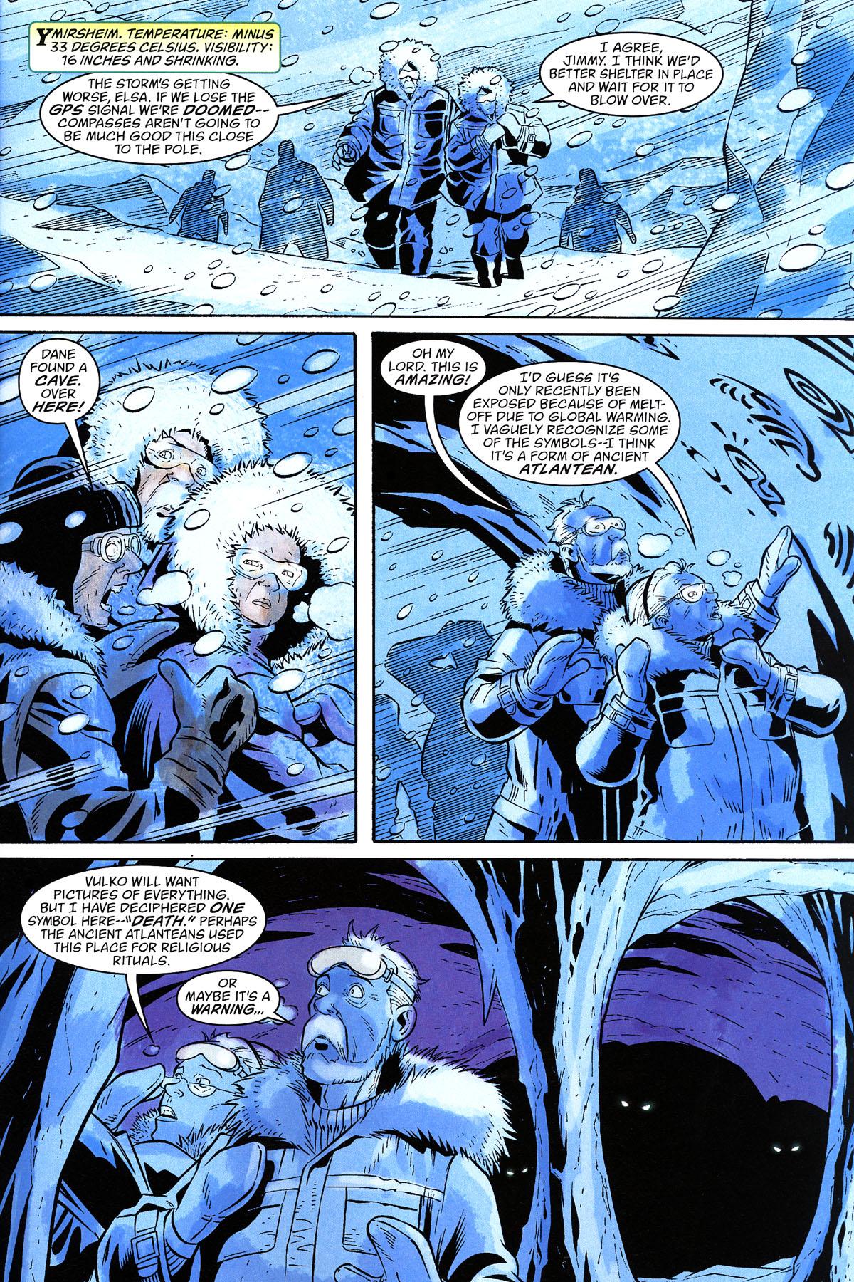Read online Aquaman: Sword of Atlantis comic -  Issue #50 - 30