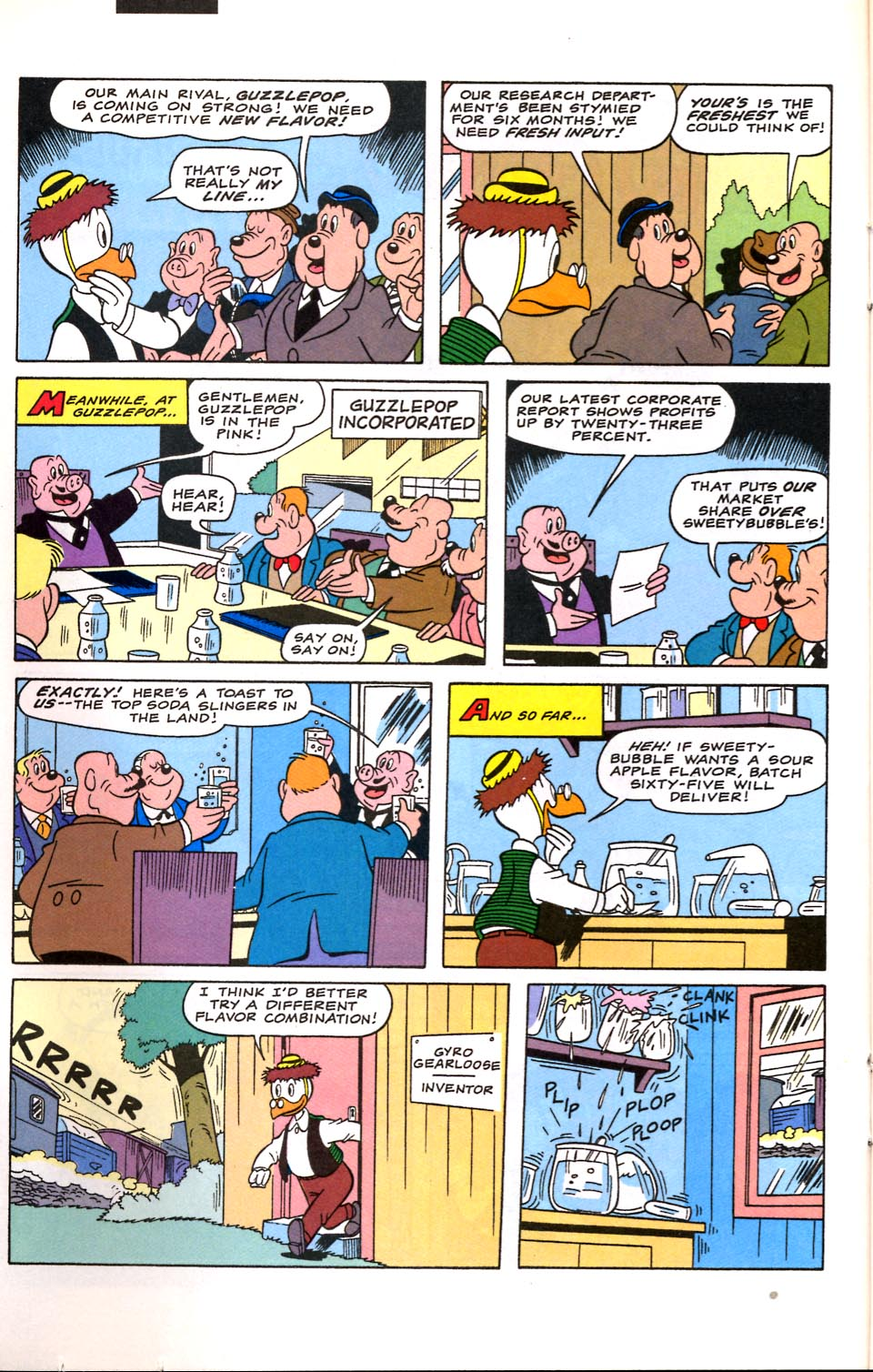 Read online Uncle Scrooge (1953) comic -  Issue #282 - 13