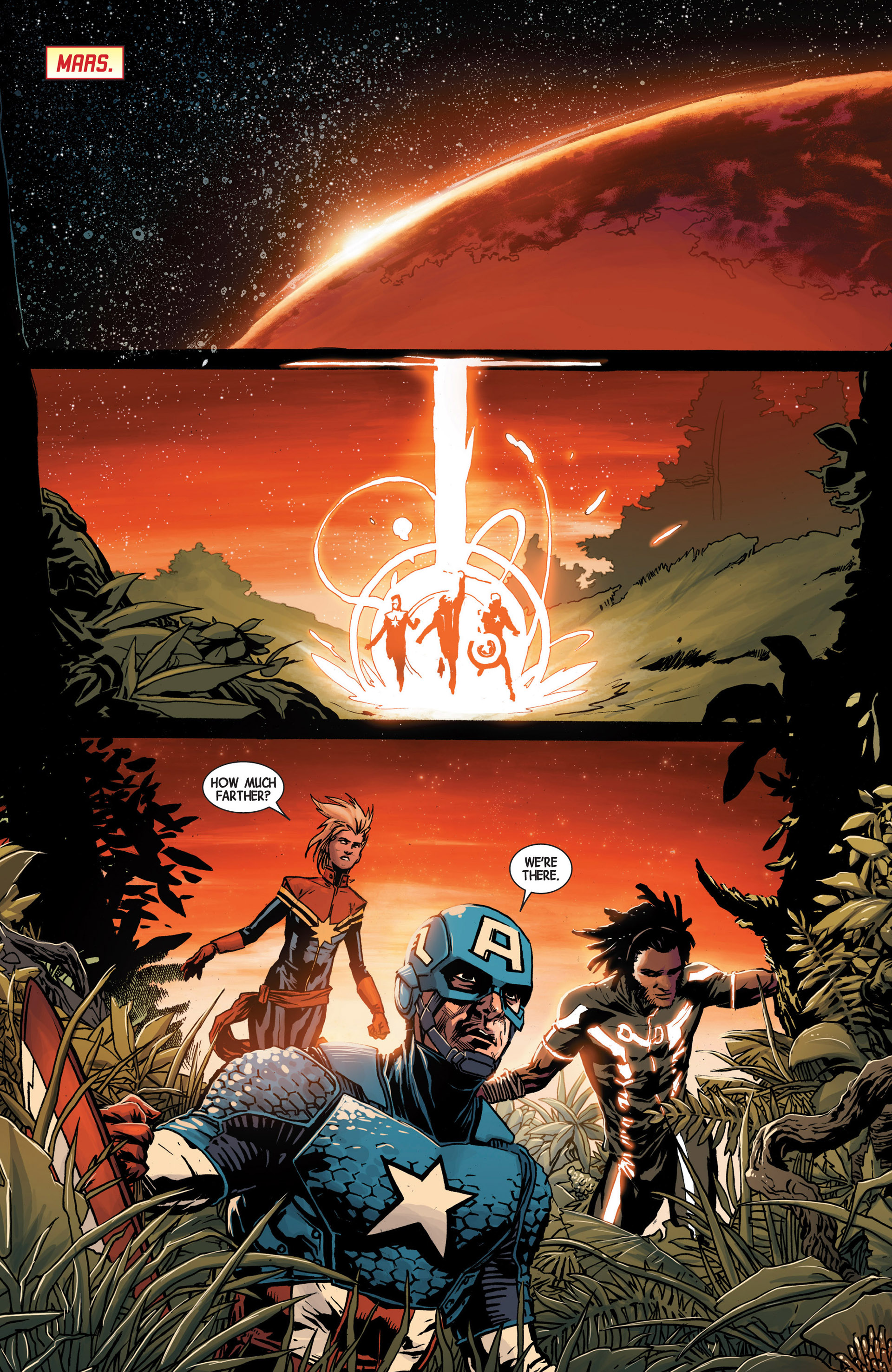 Read online Avengers (2013) comic -  Issue #17 - 17