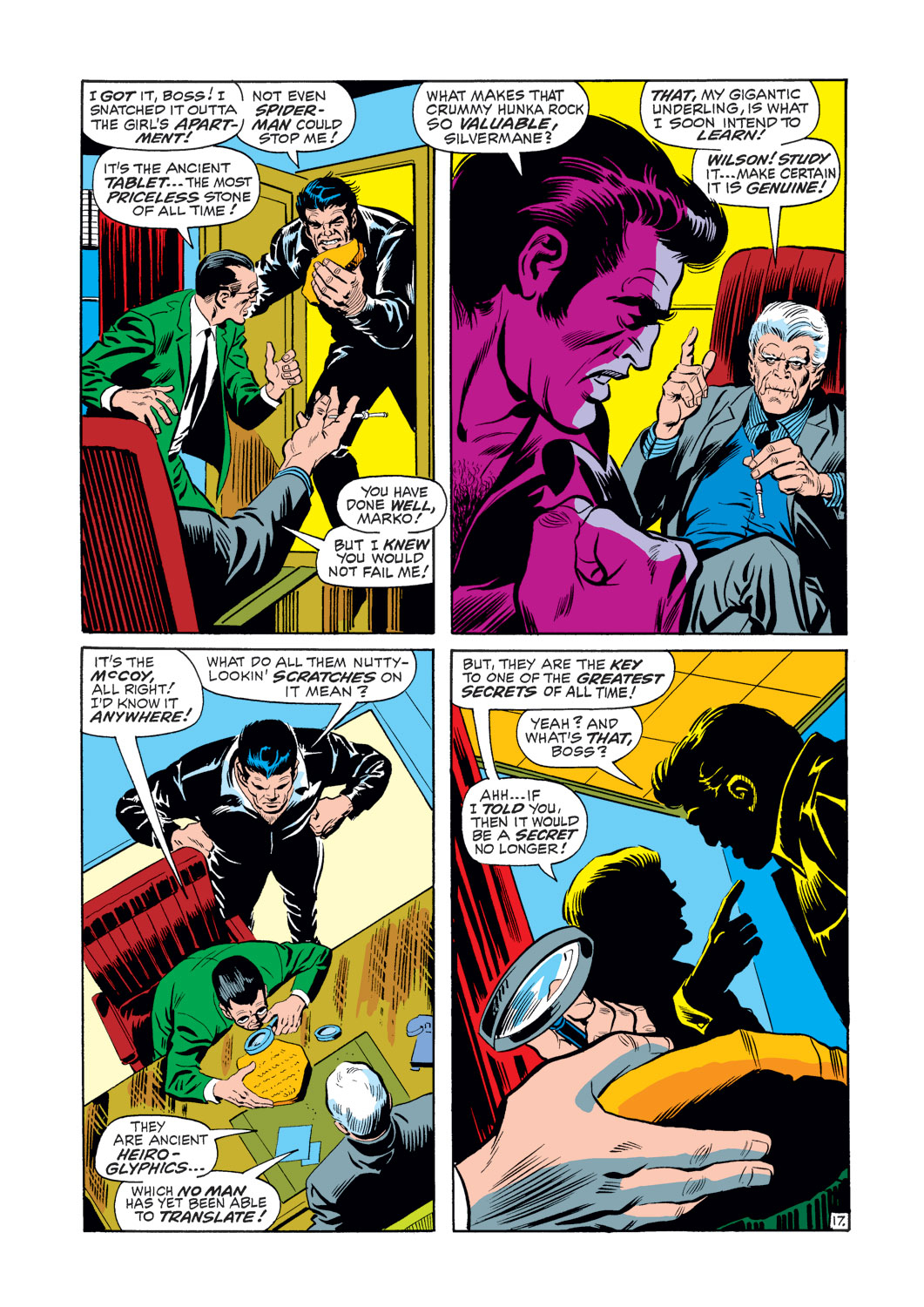 The Amazing Spider-Man (1963) 73 Page 17