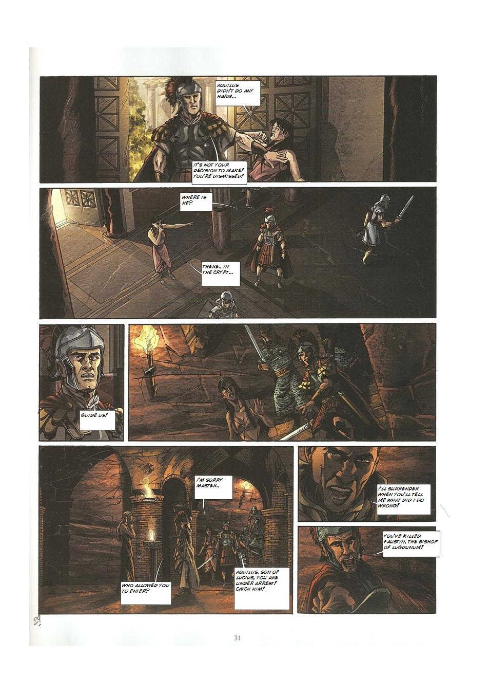 Read online Assassin's Creed (2009) comic -  Issue #3 - 31