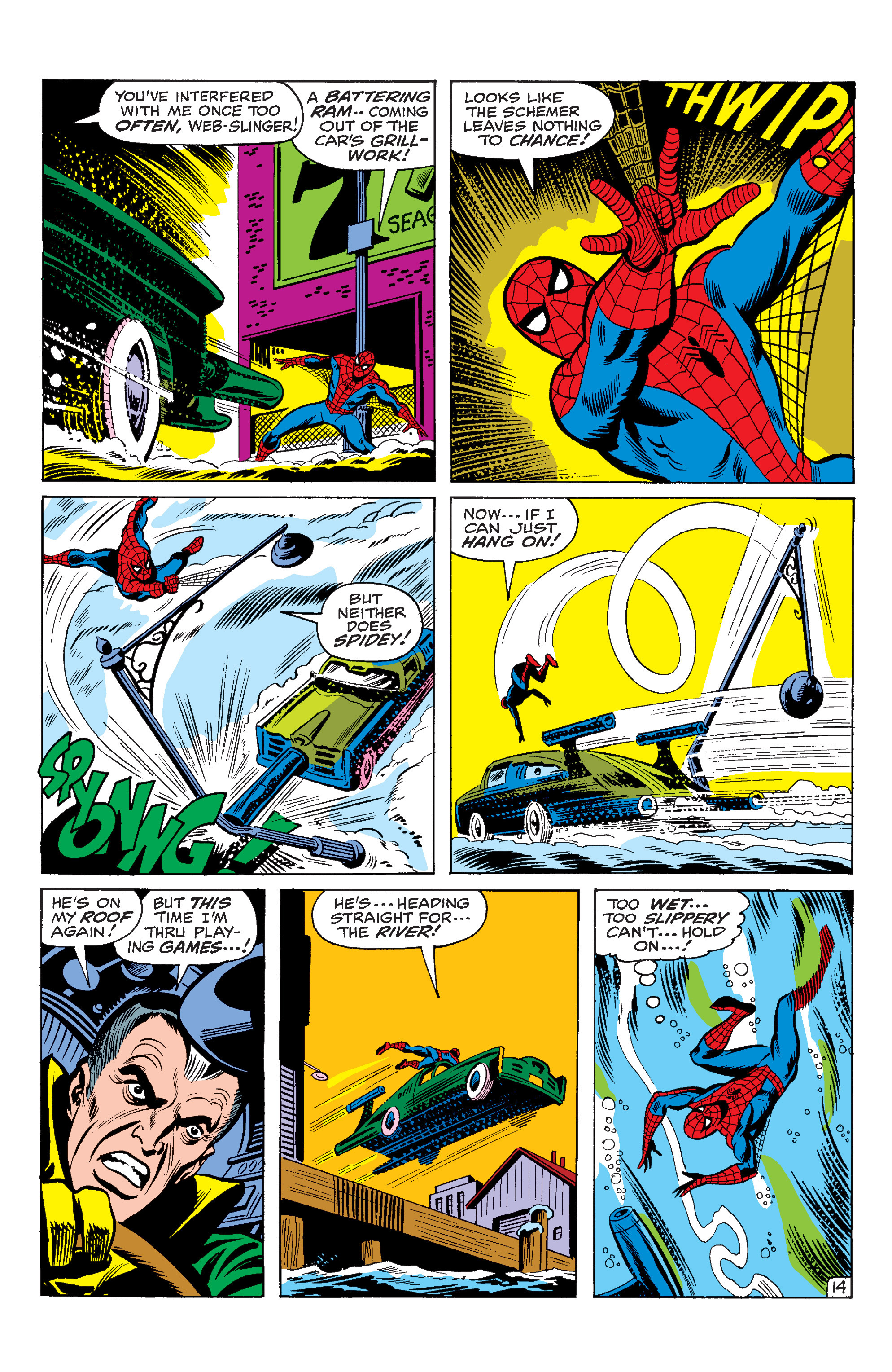 The Amazing Spider-Man (1963) 84 Page 13