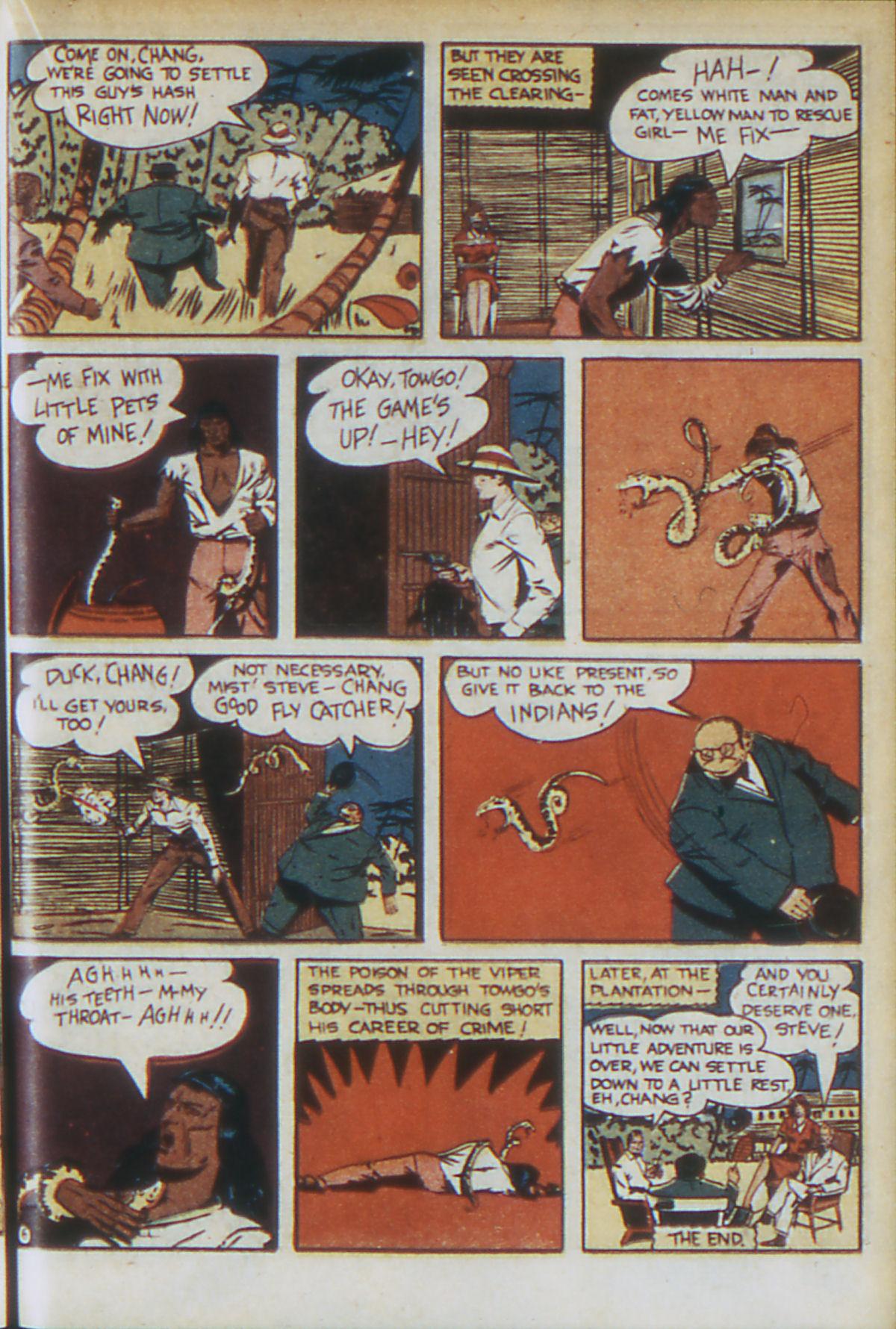 Read online Adventure Comics (1938) comic -  Issue #64 - 30