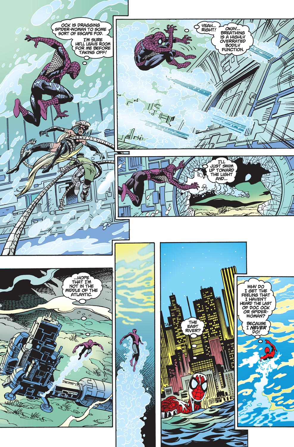 The Amazing Spider-Man (1999) 6 Page 20