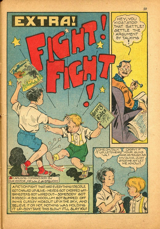 Read online Super-Magician Comics comic -  Issue #9 - 58