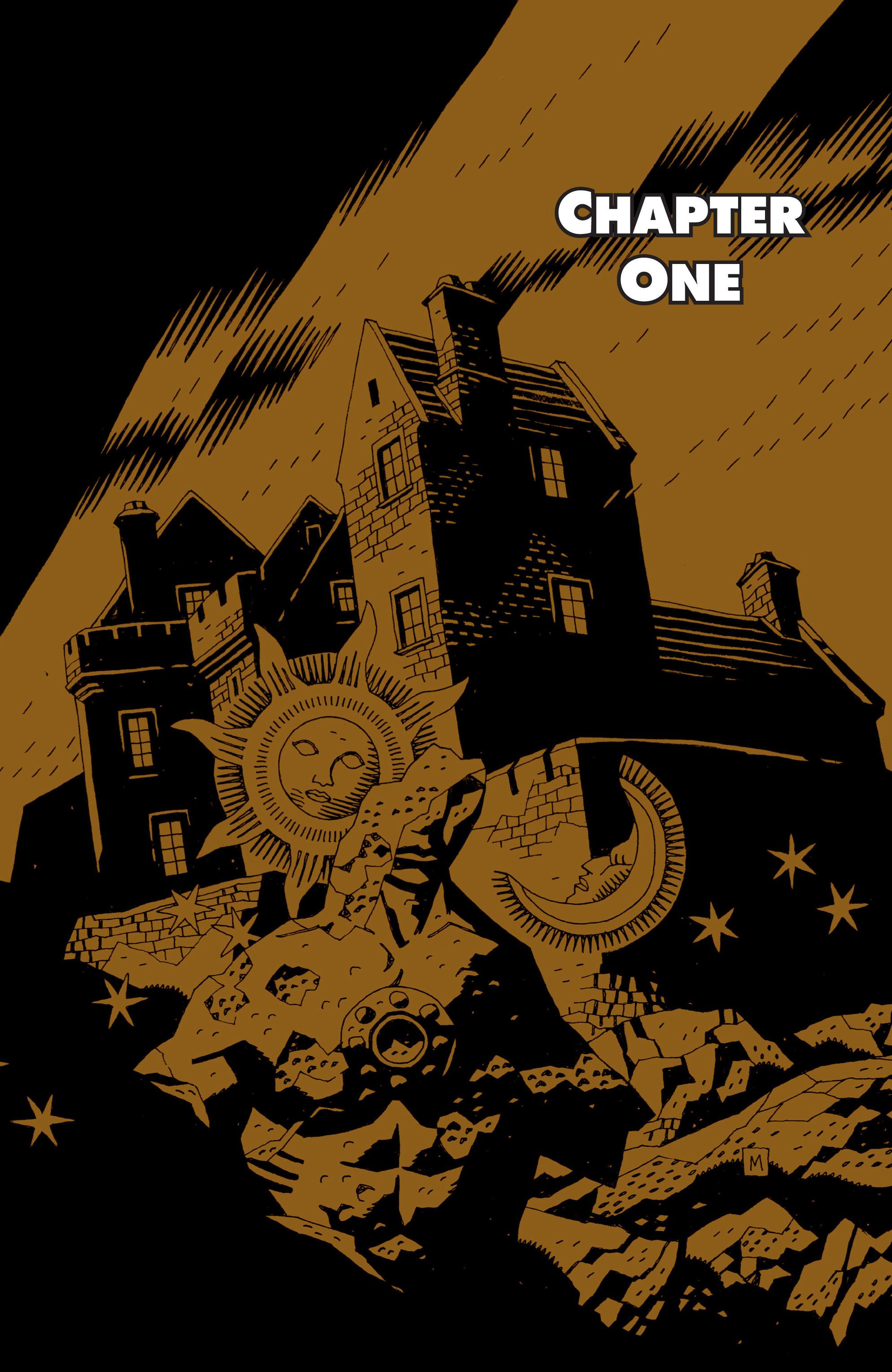 Read online B.P.R.D. (2003) comic -  Issue # TPB 6 - 7