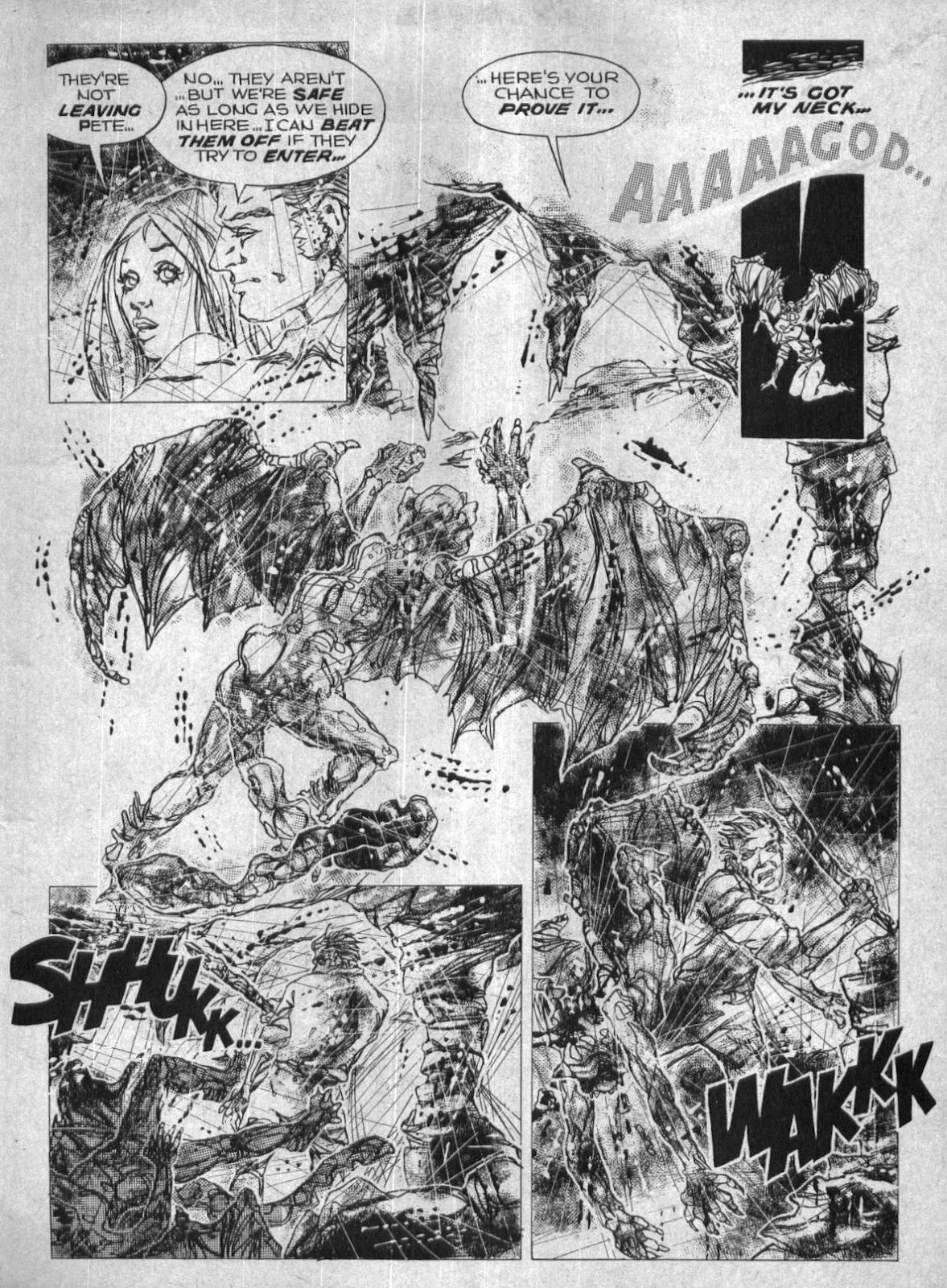 Psycho issue 15 - Page 23