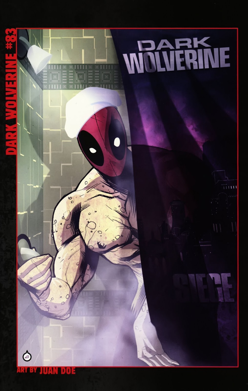 Read online Deadpool (2008) comic -  Issue #1000 - 86