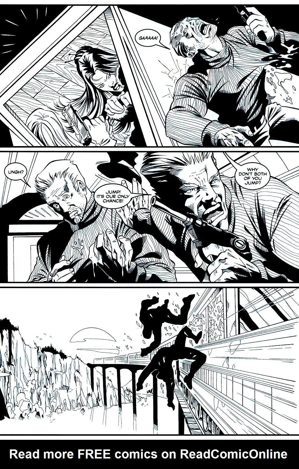 Read online Shi: Sempo comic -  Issue #1 - 5