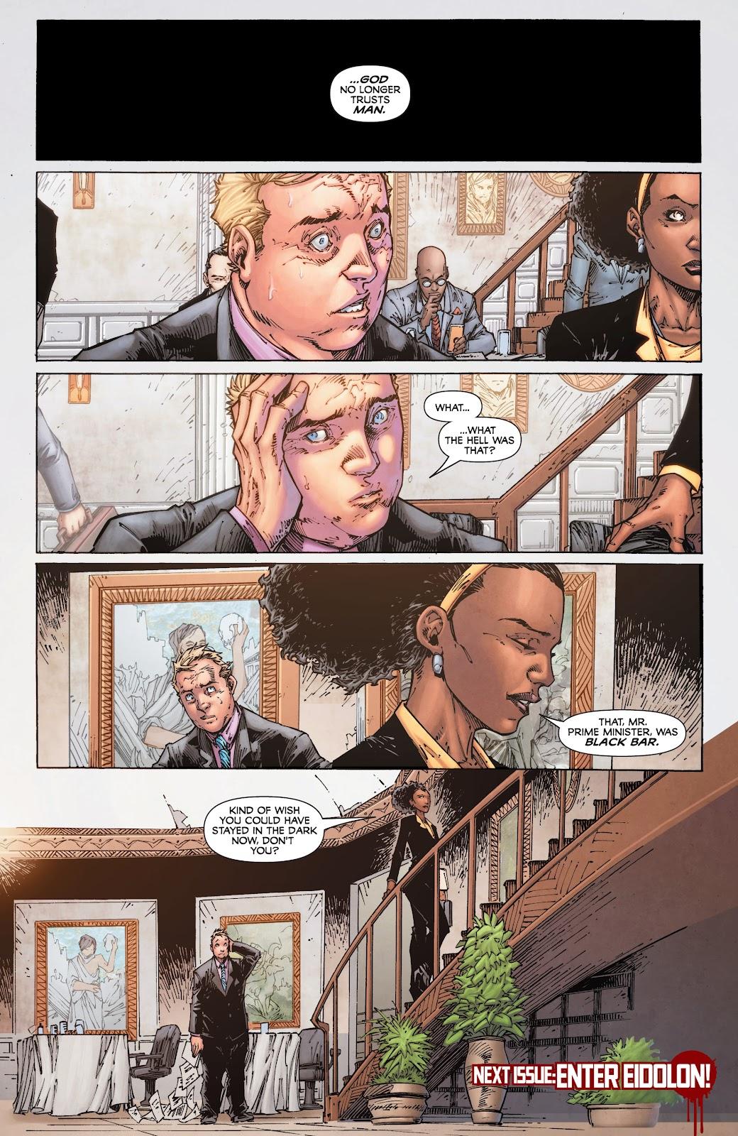 Read online Bloodshot (2019) comic -  Issue #1 - 22
