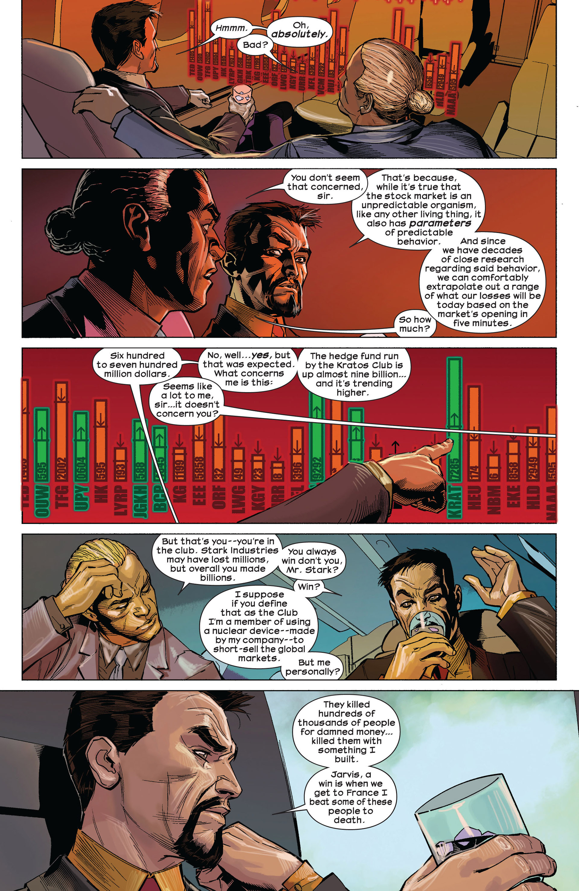 Read online Ultimate Comics Ultimates comic -  Issue #5 - 7
