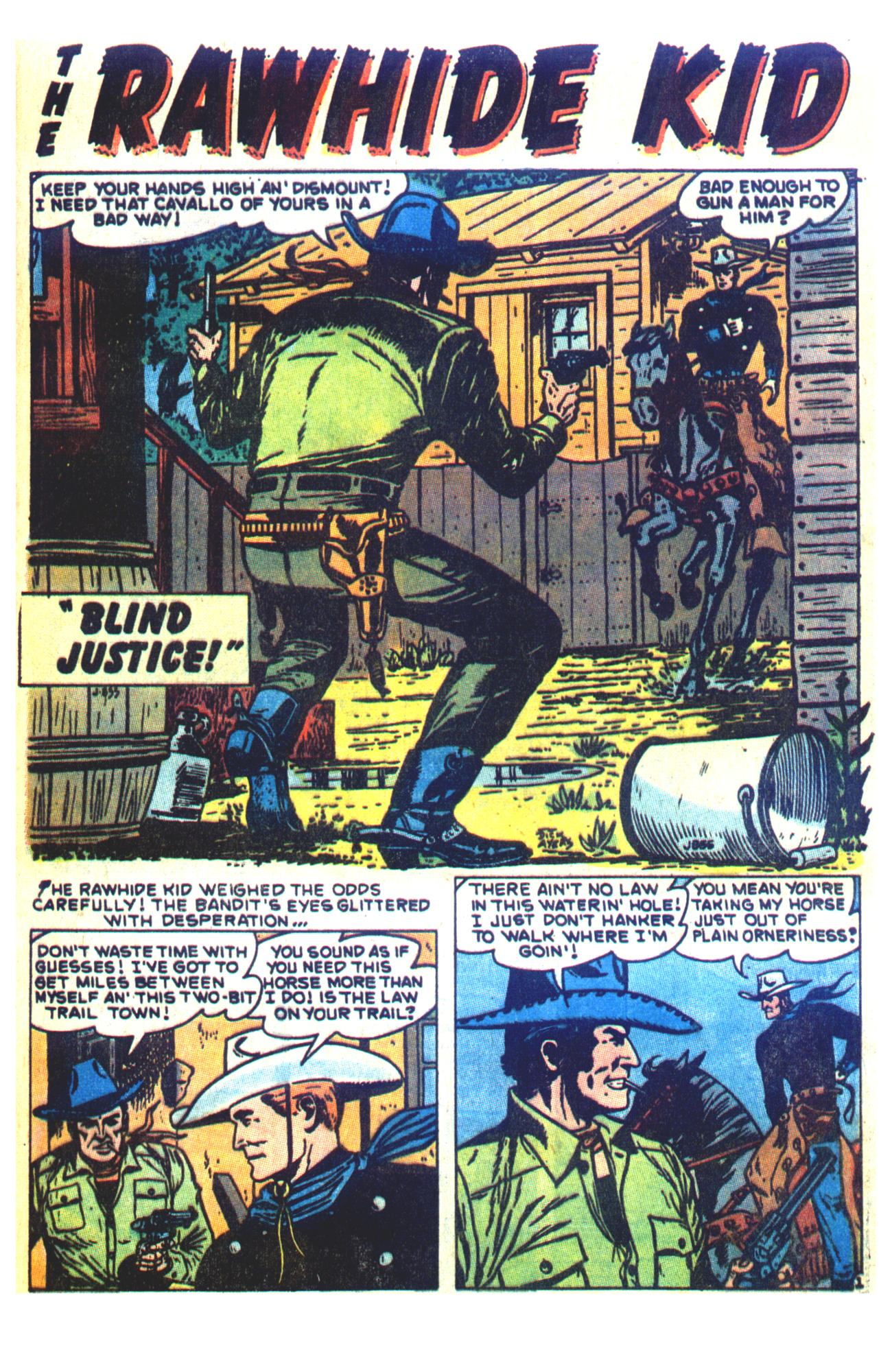The Rawhide Kid (1955) 94 Page 32