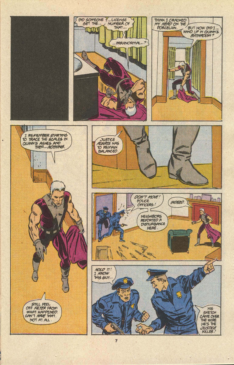 Read online Justice (1986) comic -  Issue #17 - 8