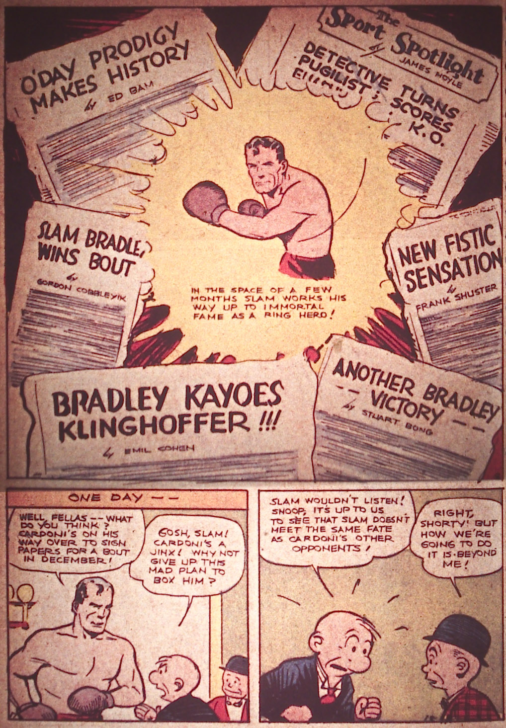 Detective Comics (1937) 10 Page 57