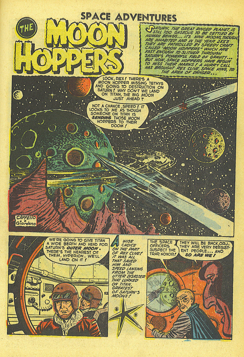 Space Adventures (1952) issue 4 - Page 10