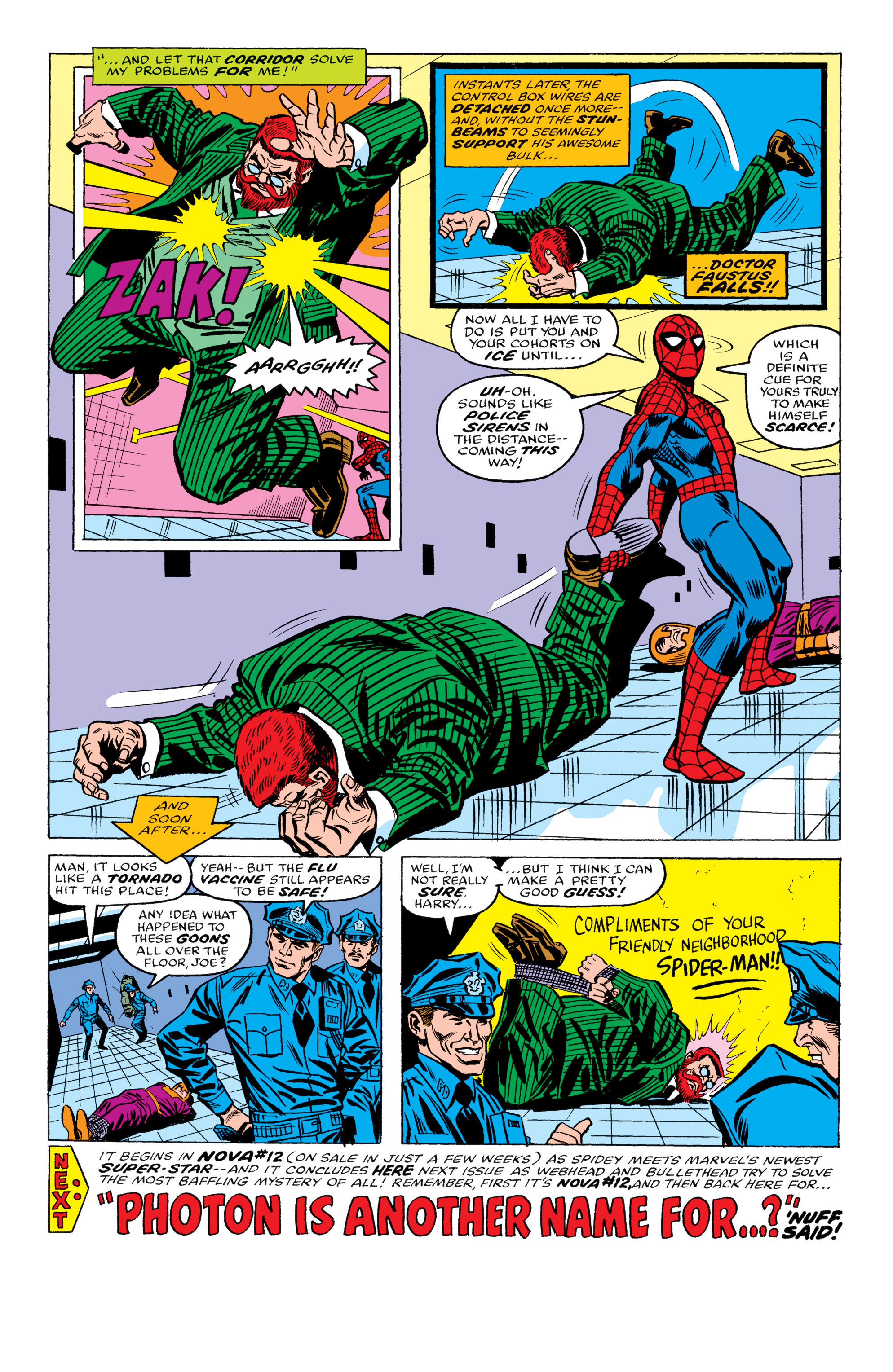The Amazing Spider-Man (1963) 170 Page 17