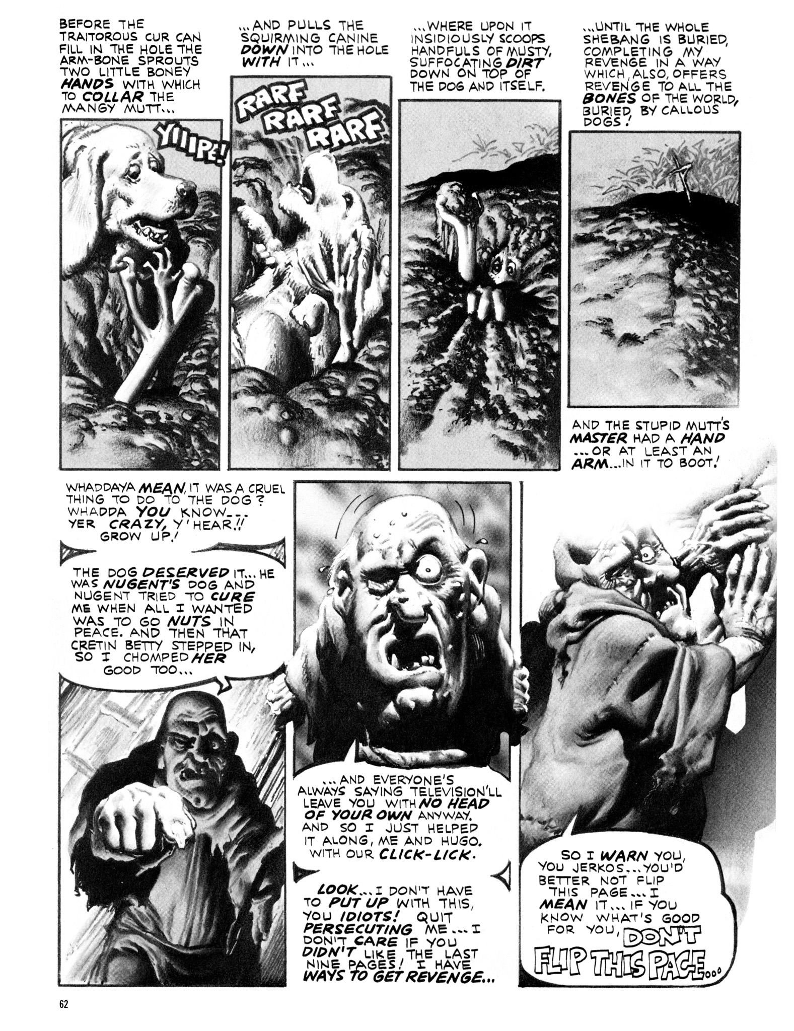 Read online Eerie Archives comic -  Issue # TPB 18 - 63