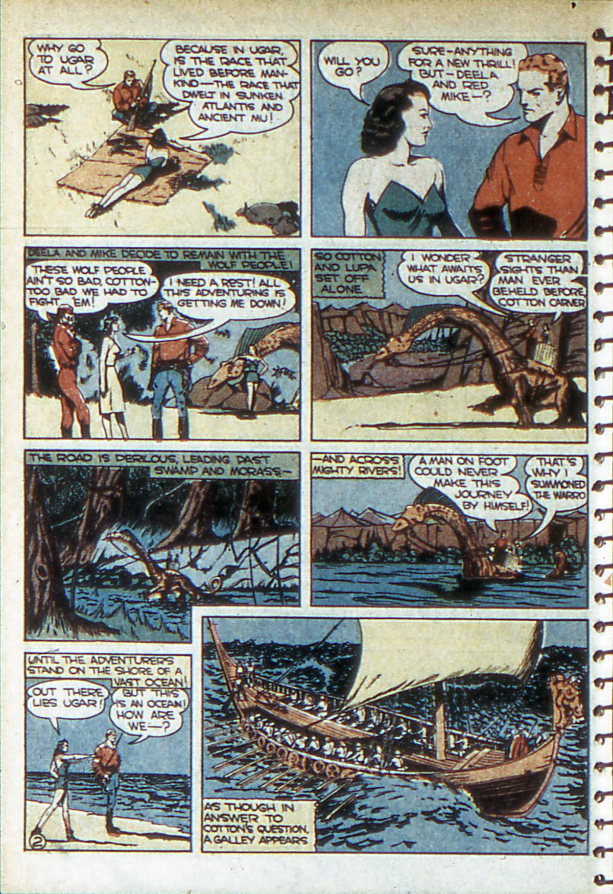 Read online Adventure Comics (1938) comic -  Issue #52 - 42