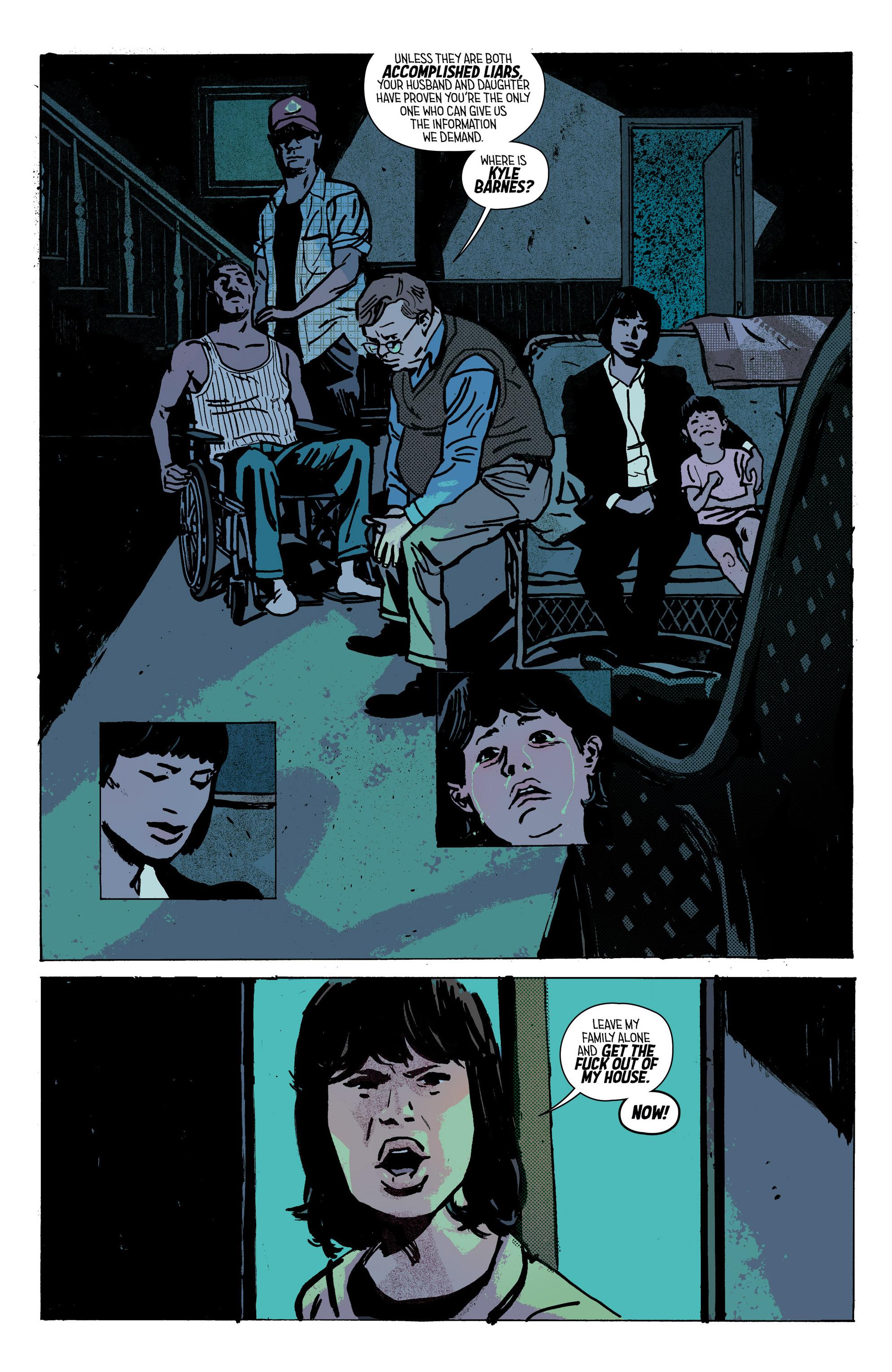 Read online Outcast by Kirkman & Azaceta comic -  Issue #28 - 4