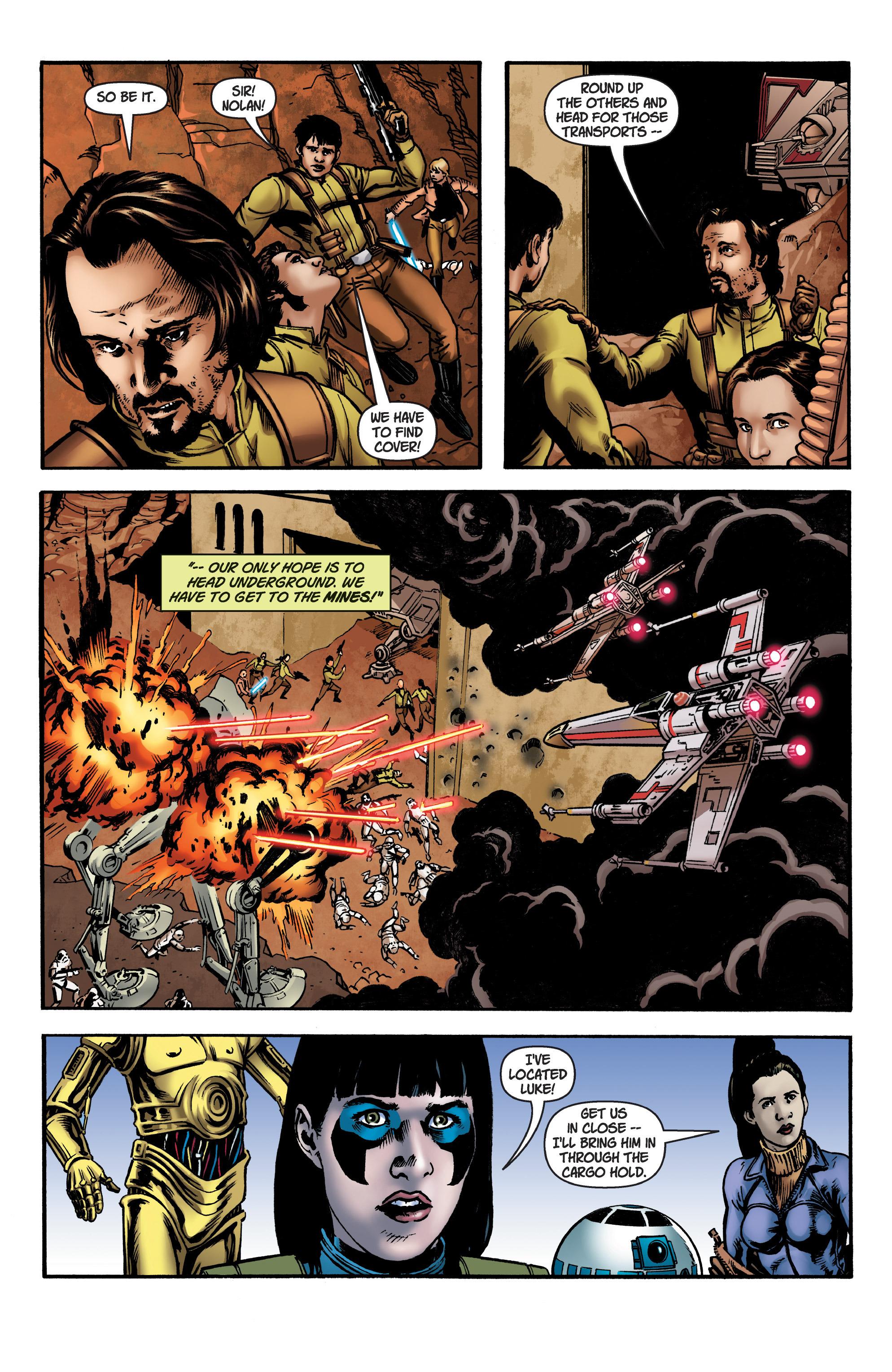 Read online Star Wars Omnibus comic -  Issue # Vol. 20 - 176